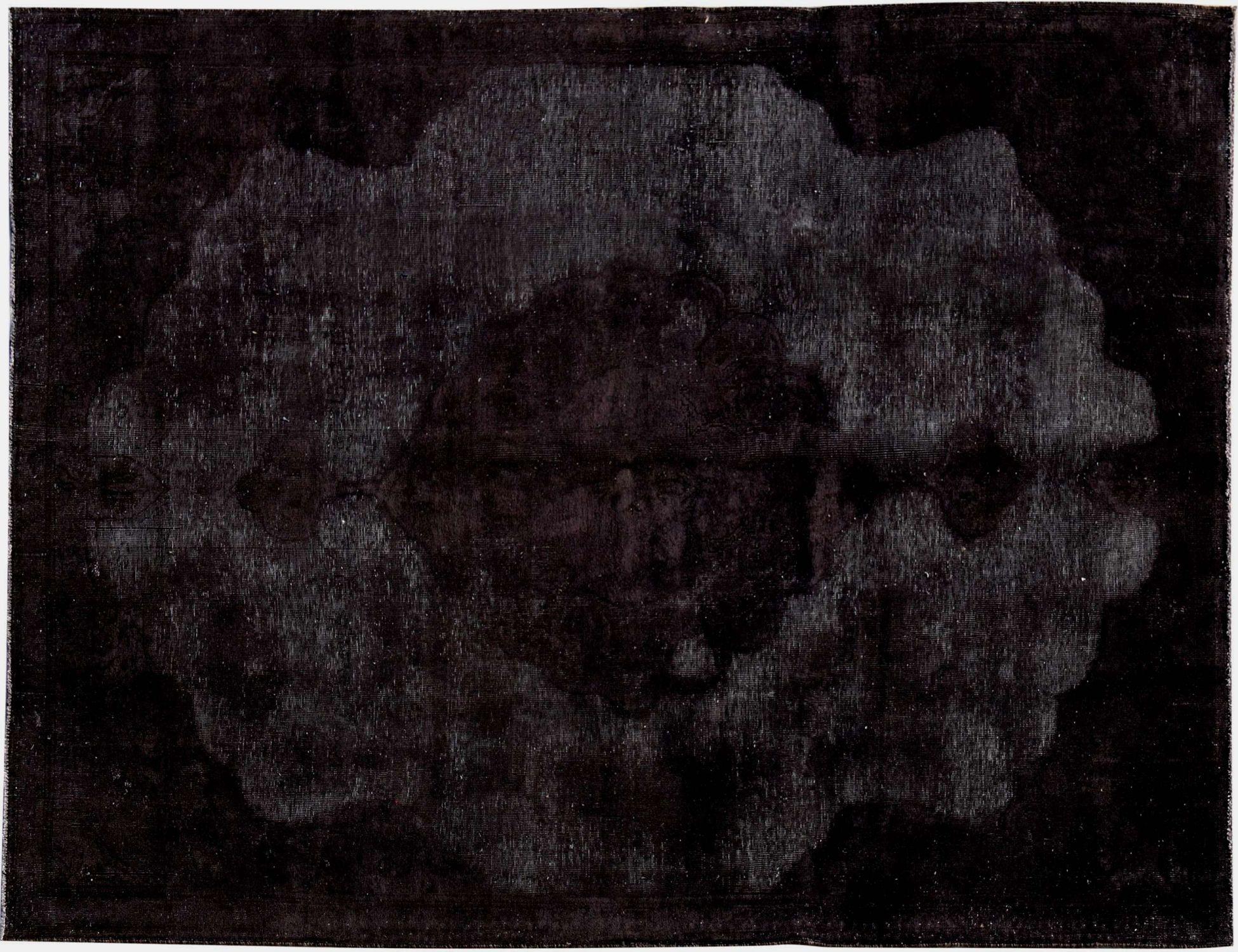 Vintage Perserteppich  schwarz <br/>290 x 189 cm