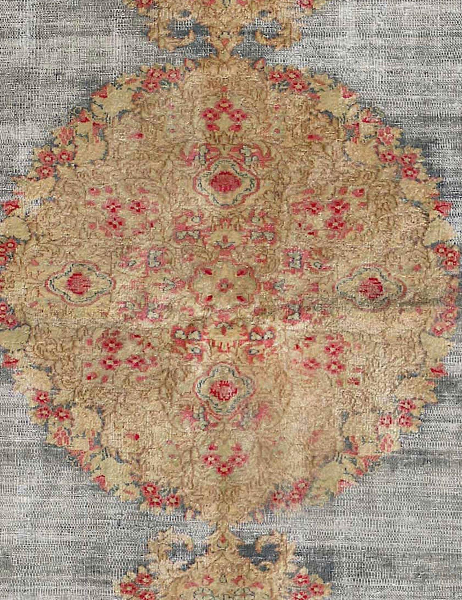 Retro Perserteppich  beige <br/>235 x 155 cm