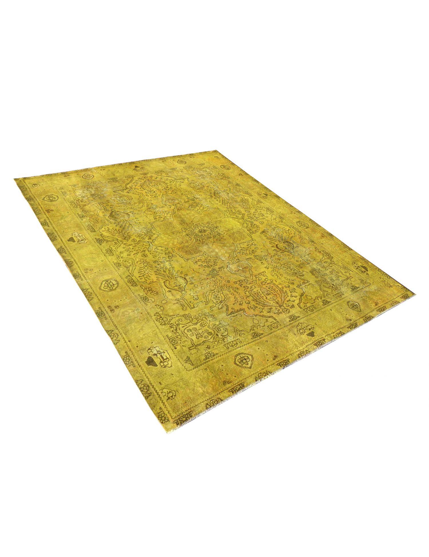 Vintage Perserteppich  gelb <br/>350 x 255 cm