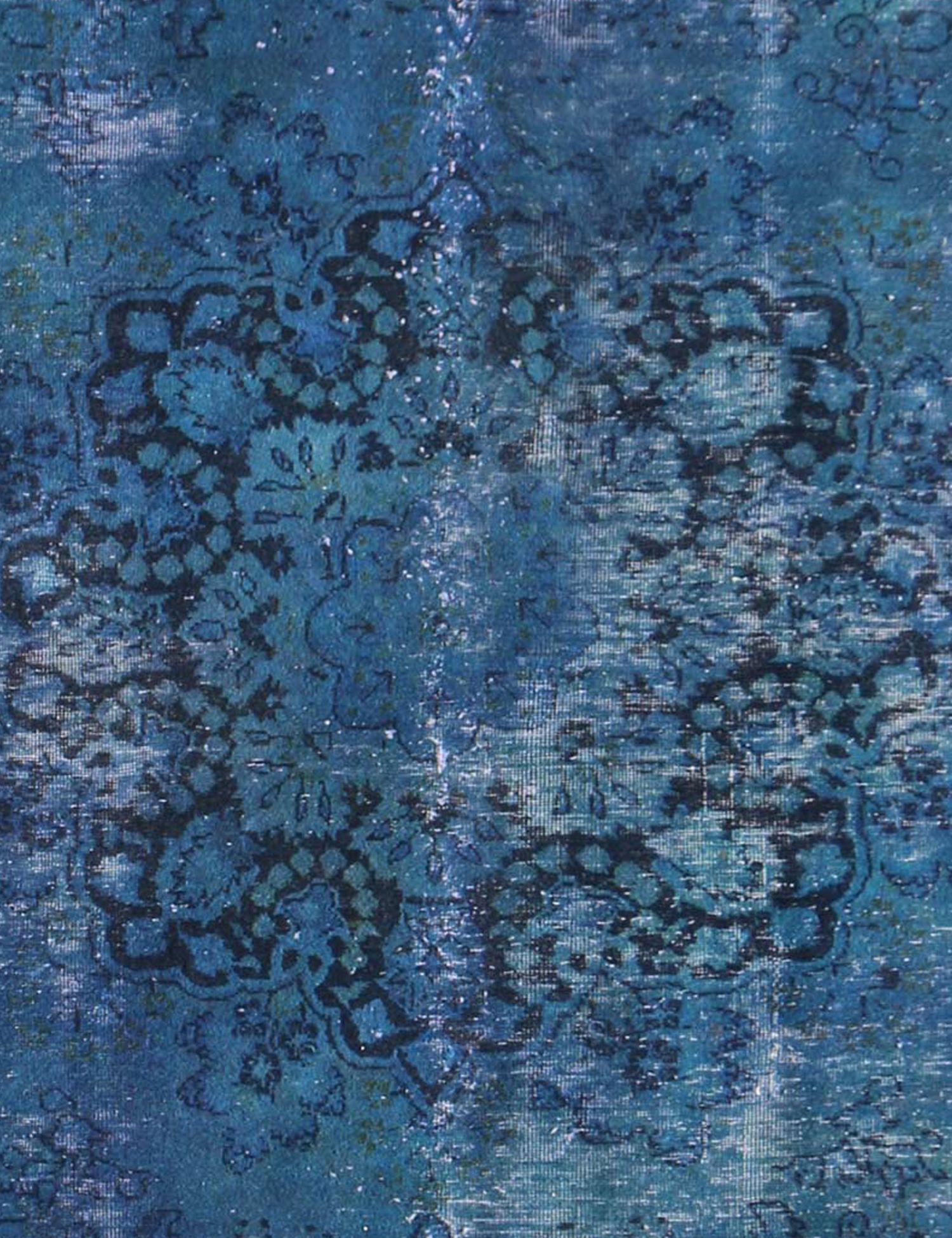 Vintage Perserteppich  blau <br/>304 x 212 cm