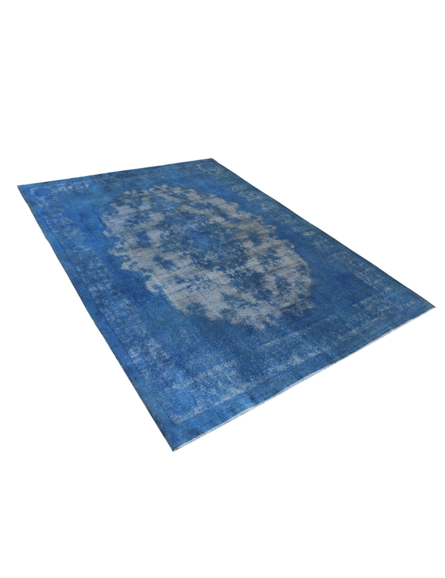 Tappeto Vintage  blu <br/>395 x 290 cm