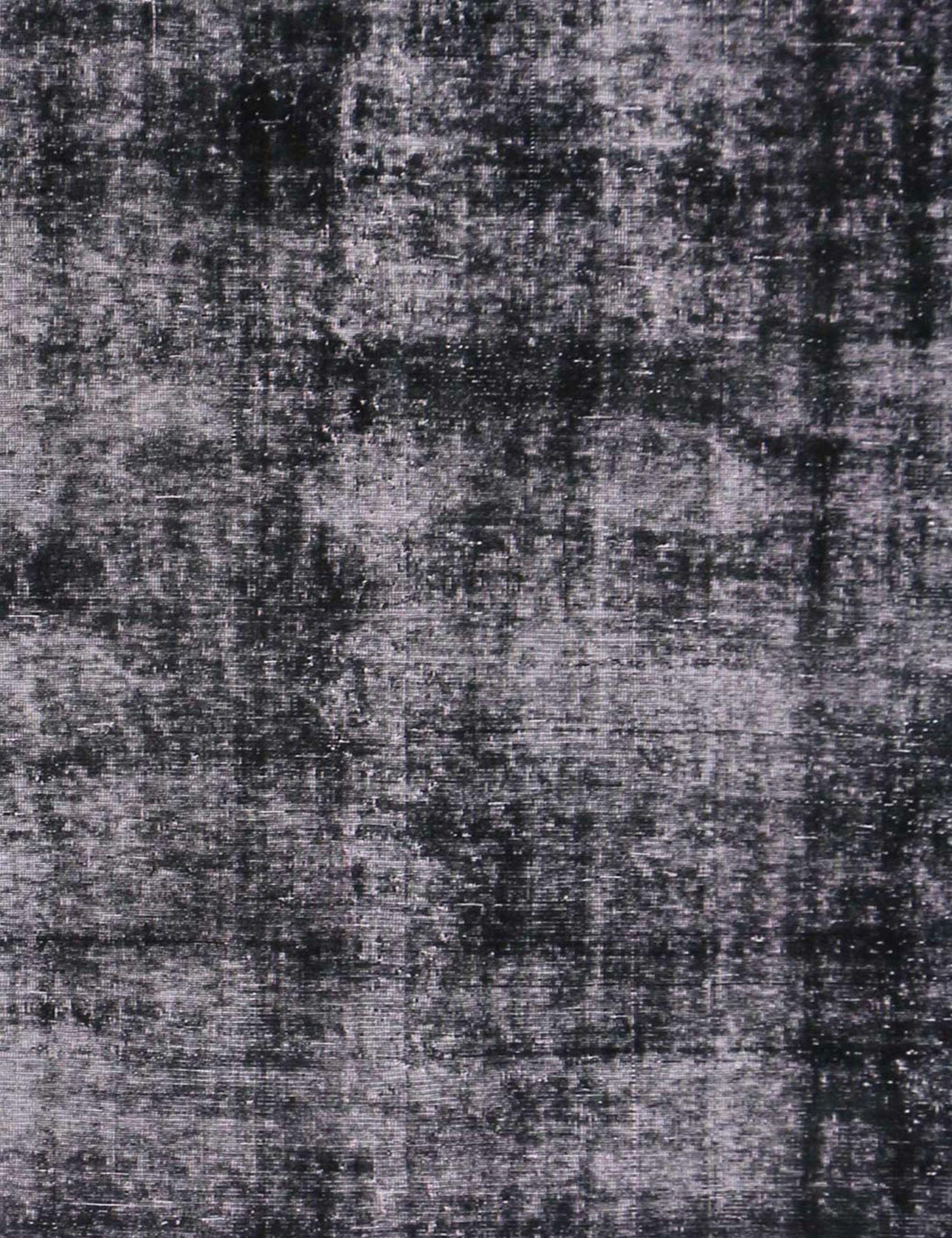 Vintage Perserteppich  schwarz <br/>296 x 257 cm