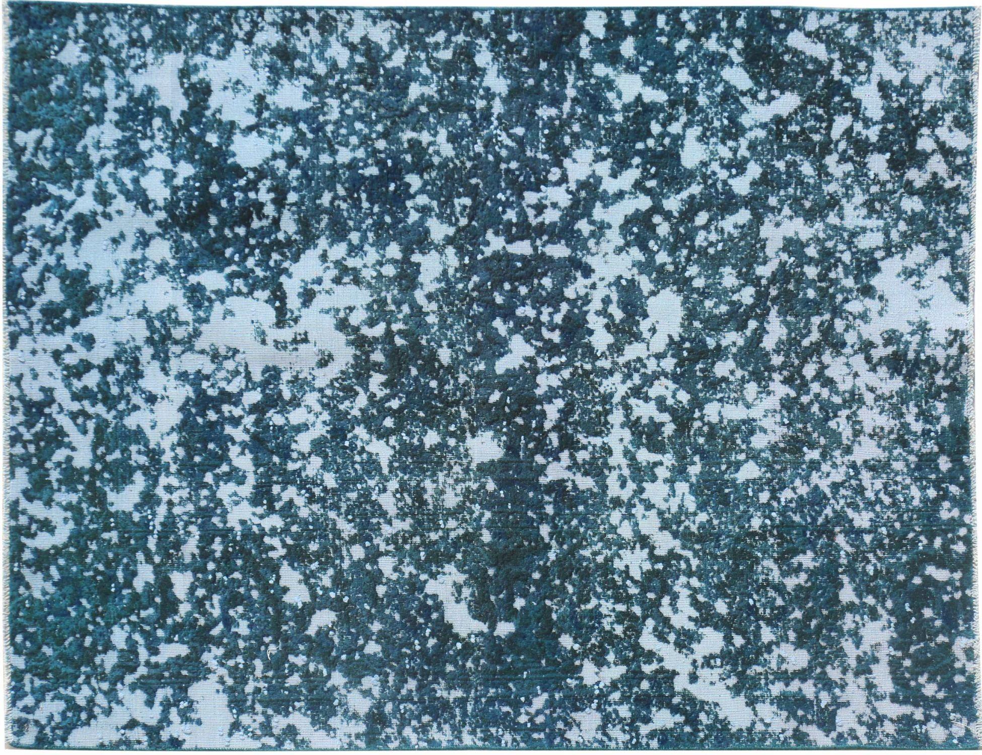 Vintage Perserteppich  grün <br/>147 x 105 cm