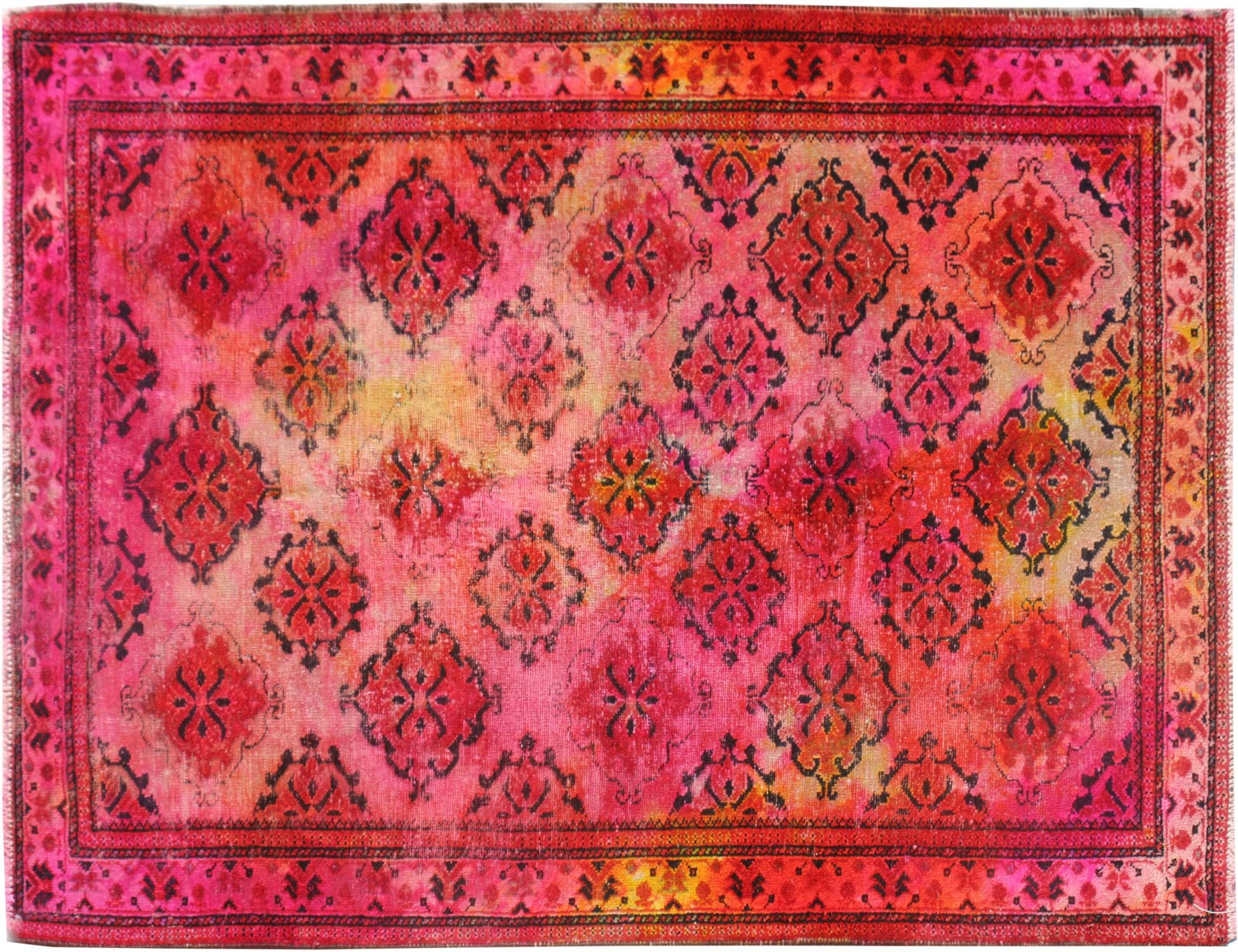 Tappeto Vintage  multi colore <br/>168 x 113 cm