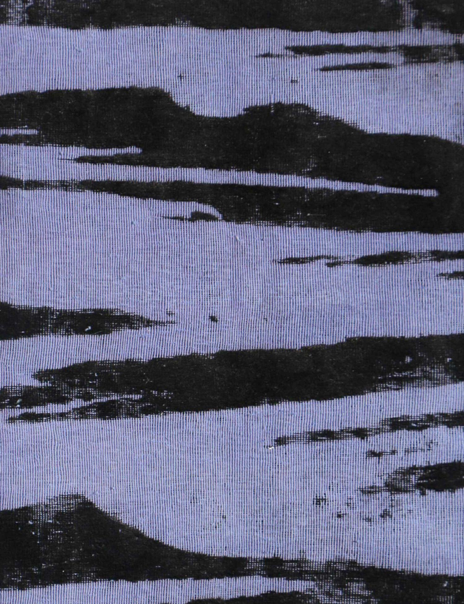 Vintage Perserteppich  schwarz <br/>188 x 120 cm