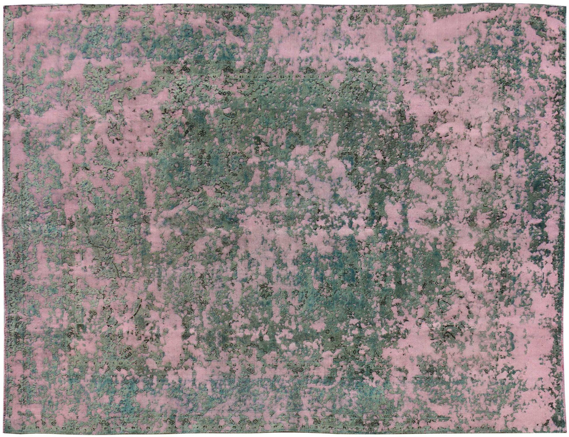 Vintage Perserteppich  grün <br/>380 x 279 cm