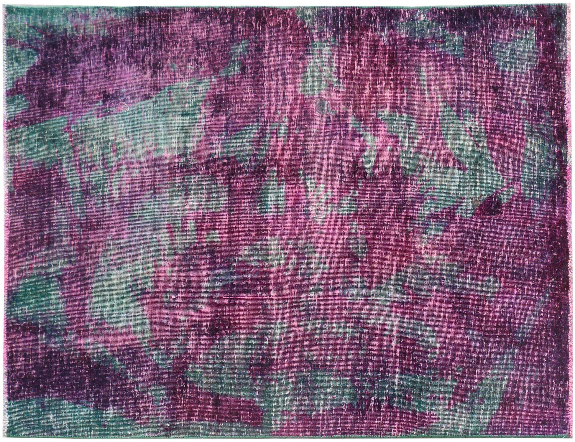 Vintage Teppich  grün <br/>184 x 123 cm
