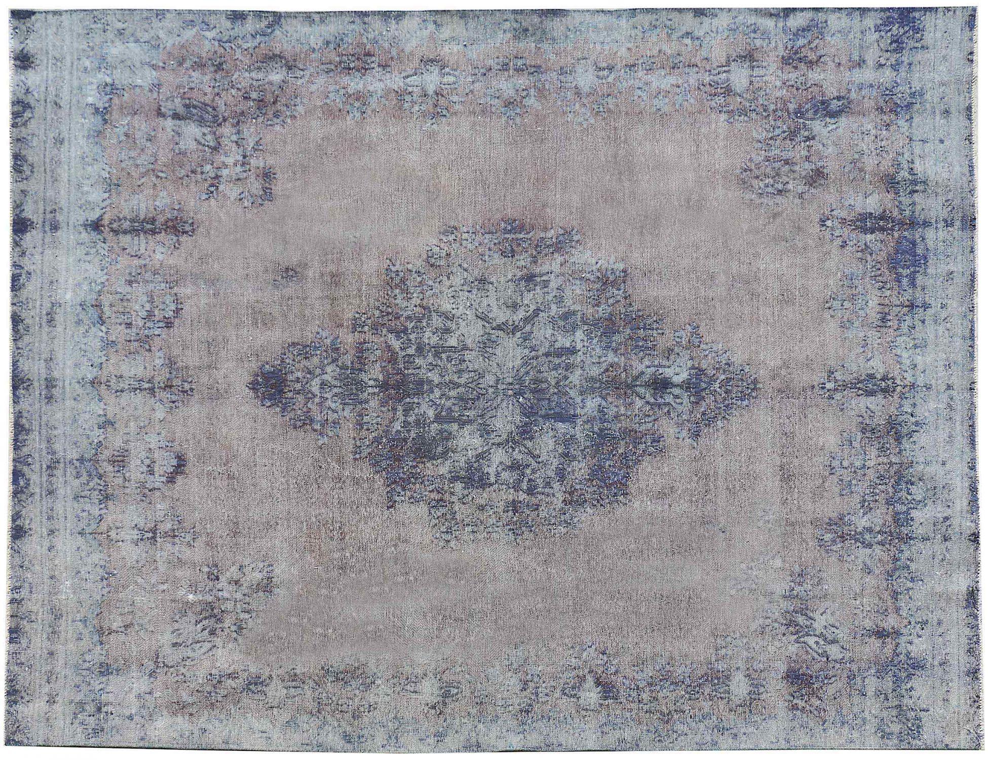 Vintage Perserteppich  blau <br/>307 x 208 cm