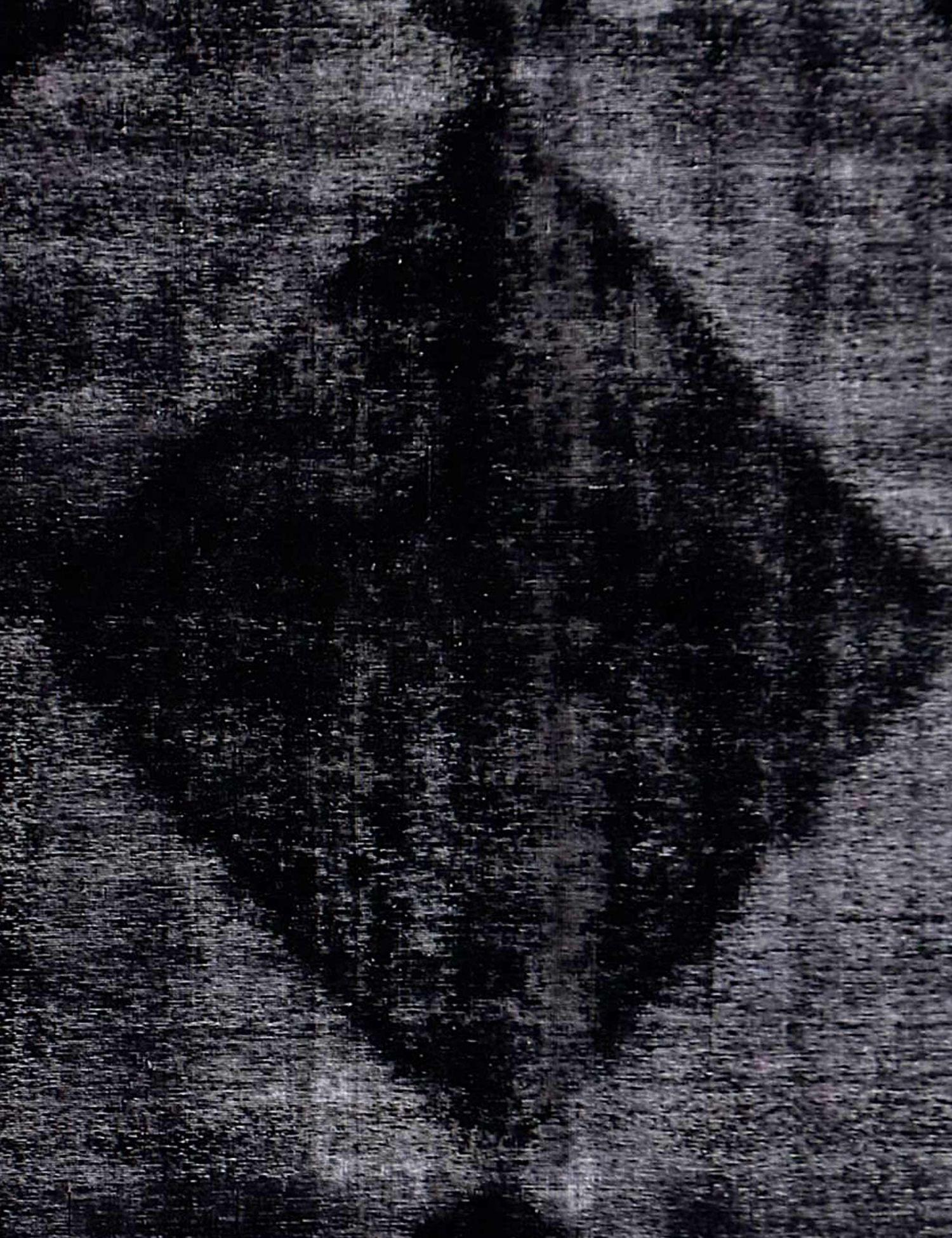 Vintage Perserteppich  schwarz <br/>370 x 277 cm