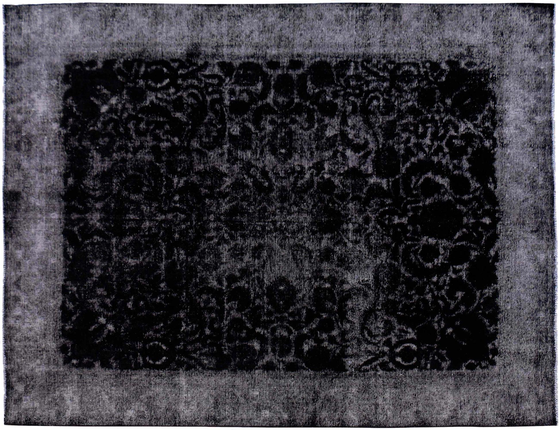 Vintage Perserteppich  schwarz <br/>373 x 285 cm