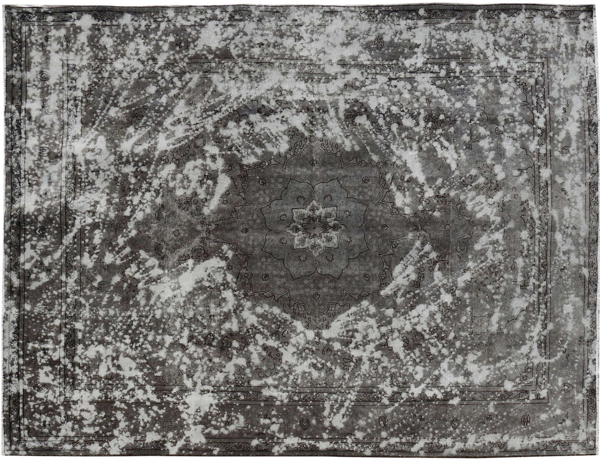 Vintage Perserteppich  grau <br/>380 x 295 cm
