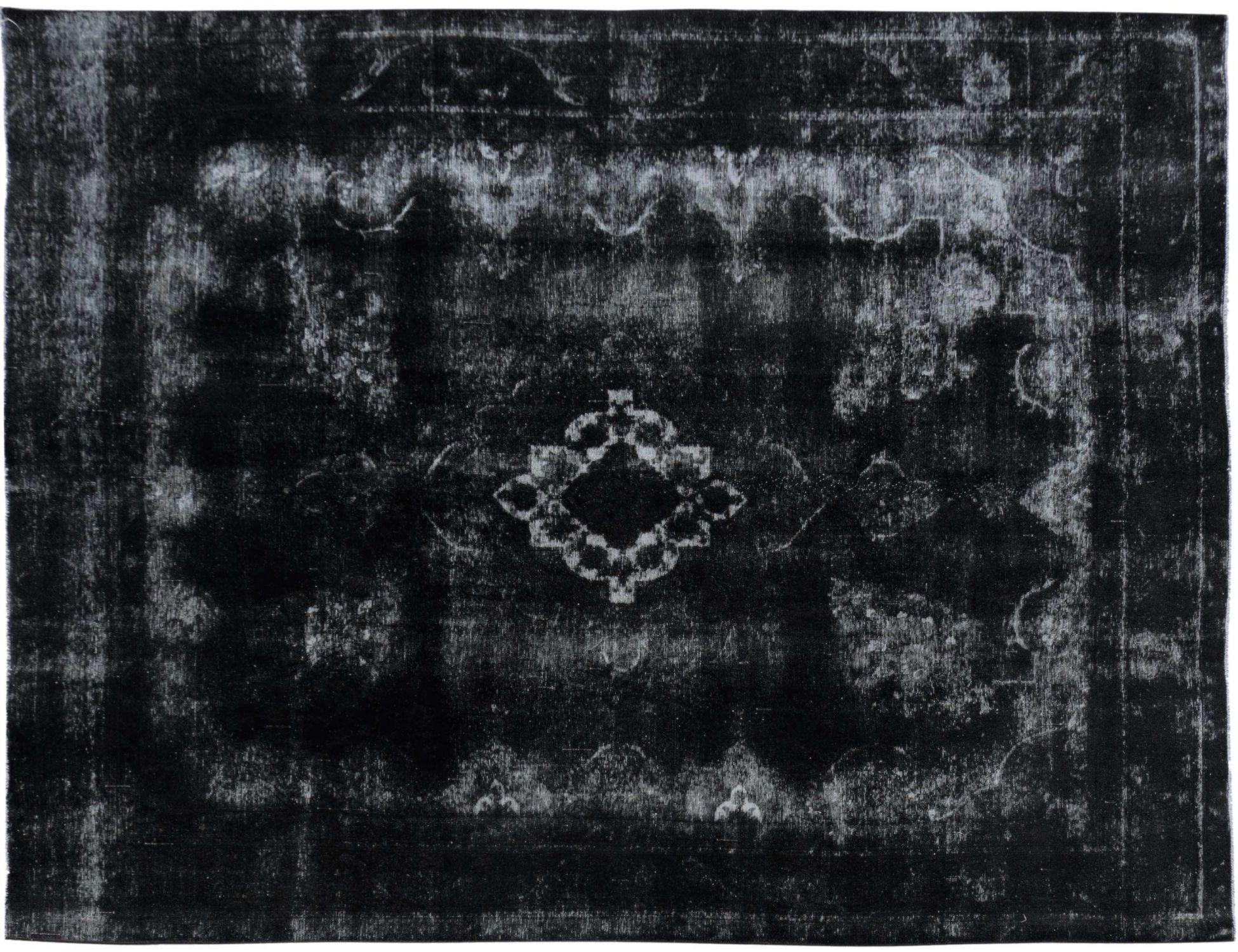 Vintage Perserteppich  schwarz <br/>390 x 300 cm