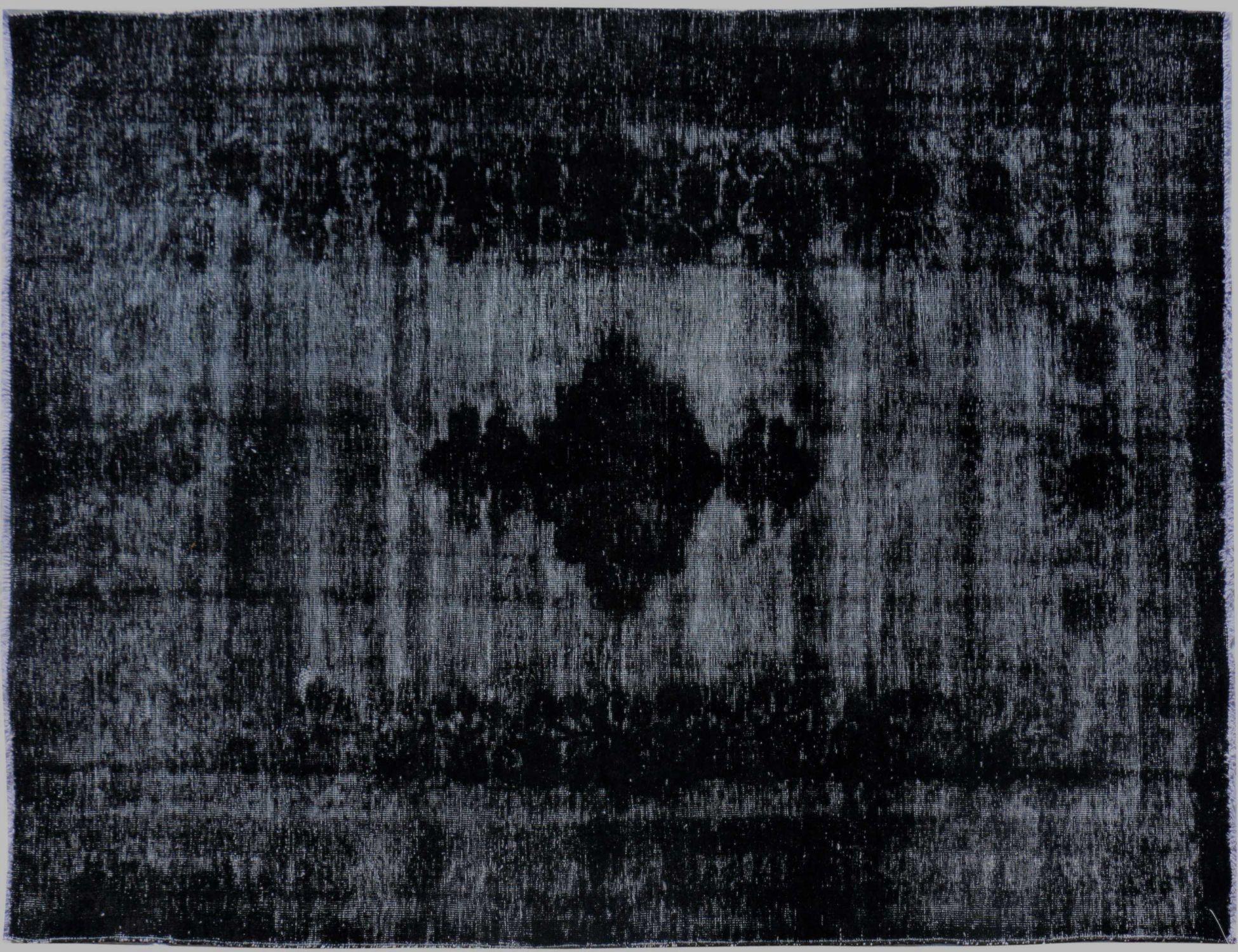 Vintage Perserteppich  schwarz <br/>300 x 166 cm