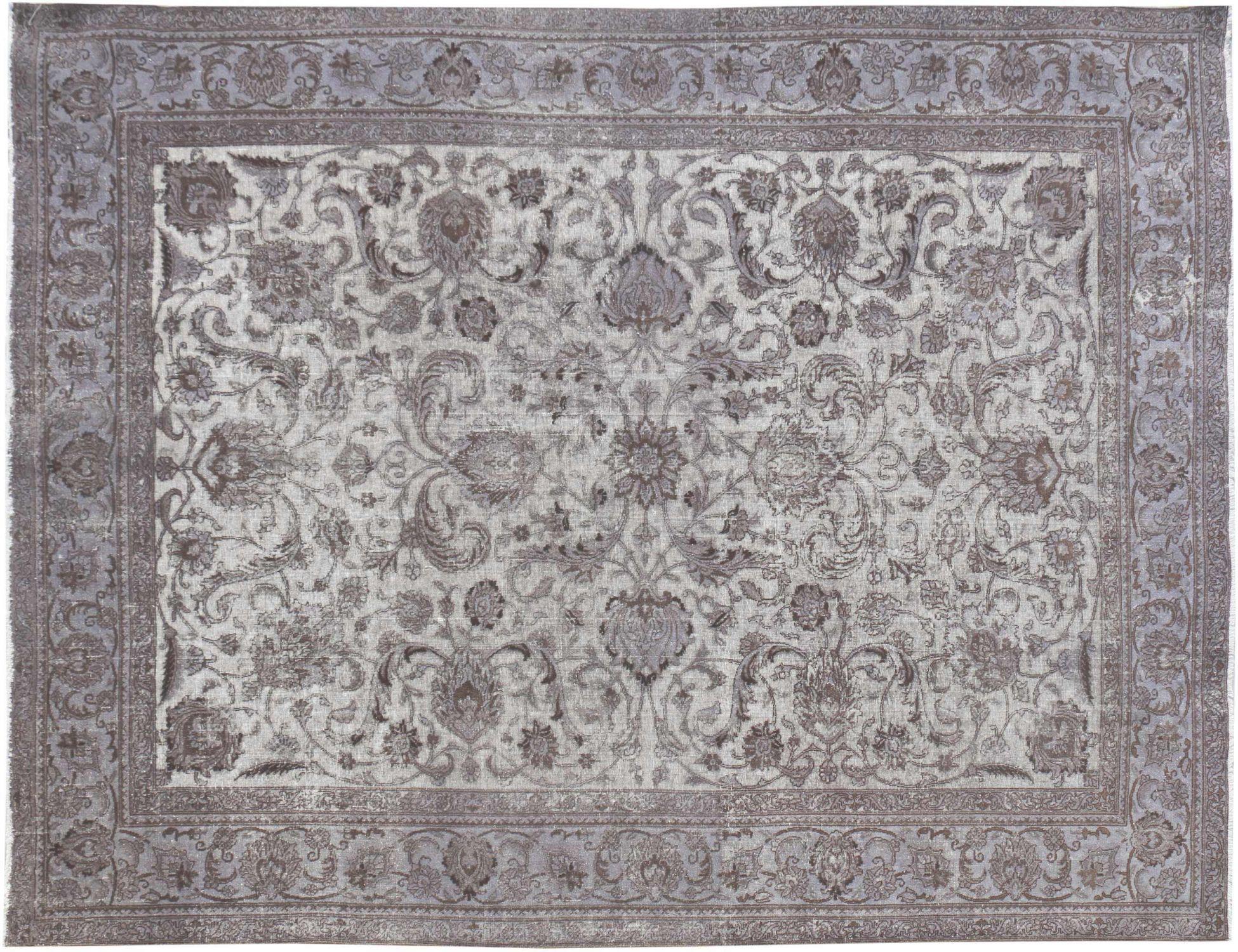 Tappeto Vintage  grigo <br/>391 x 293 cm