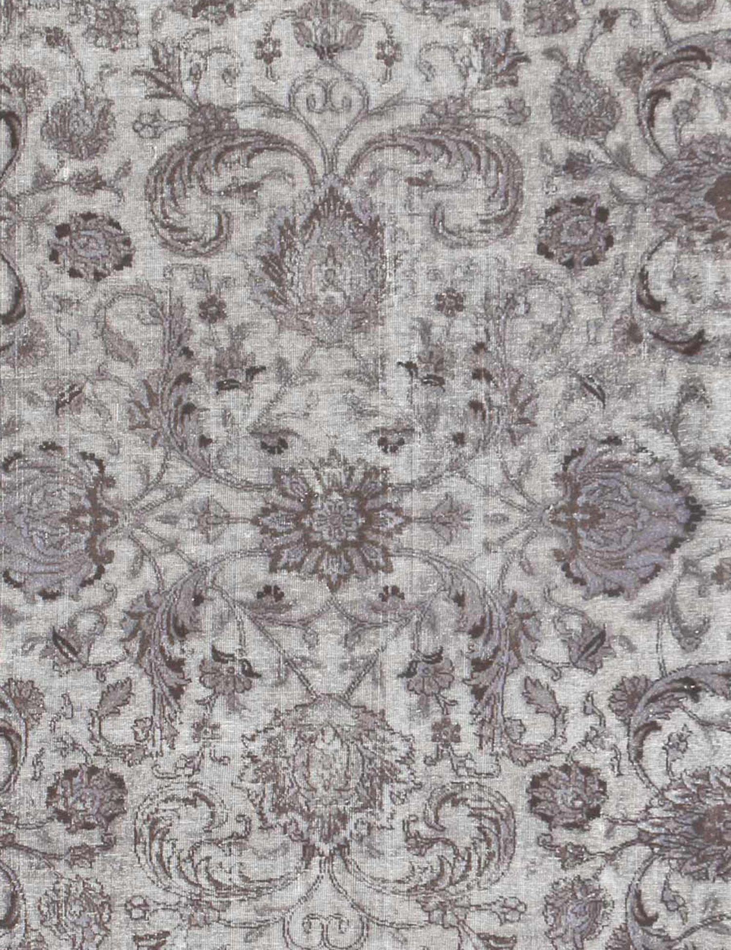 Vintage Perserteppich  grau <br/>391 x 293 cm
