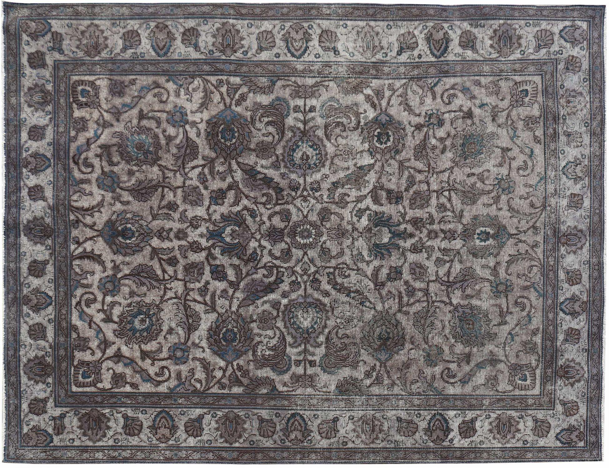 Vintage Perserteppich  grau <br/>392 x 297 cm