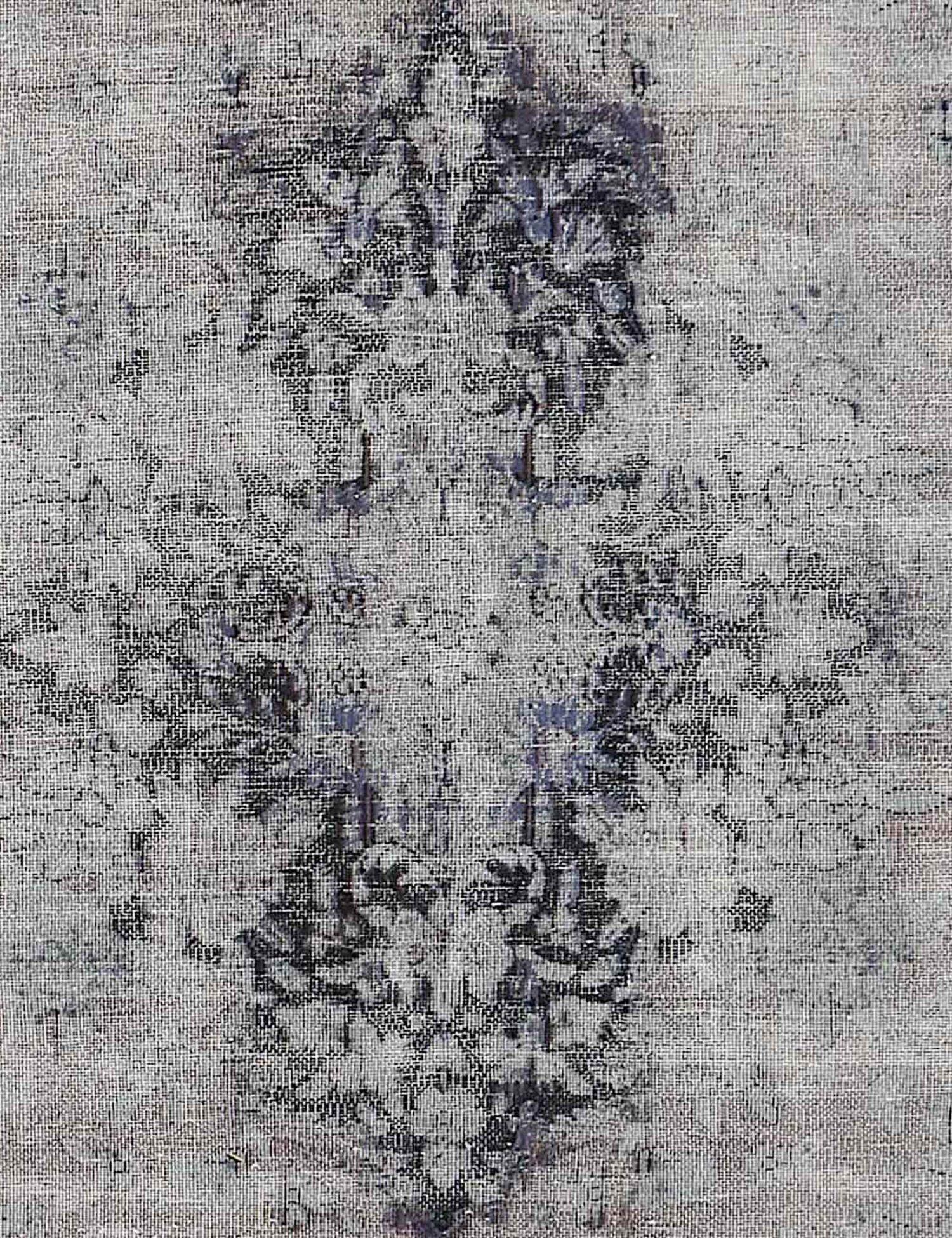 Vintage Perserteppich  blau <br/>245 x 151 cm