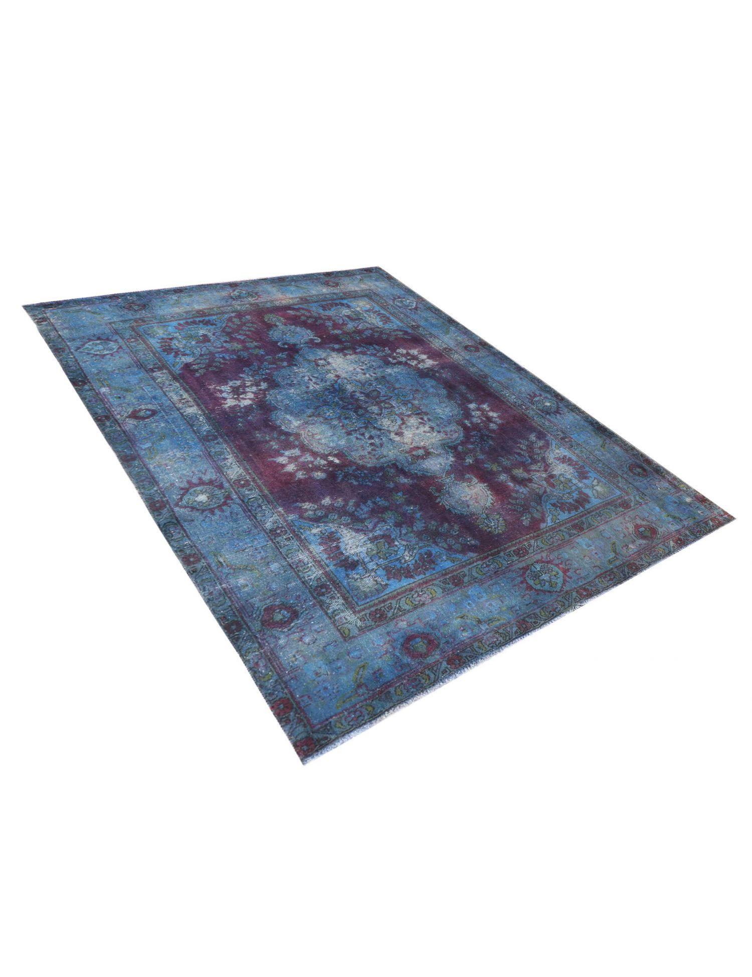 Tappeto Vintage  blu <br/>222 x 198 cm