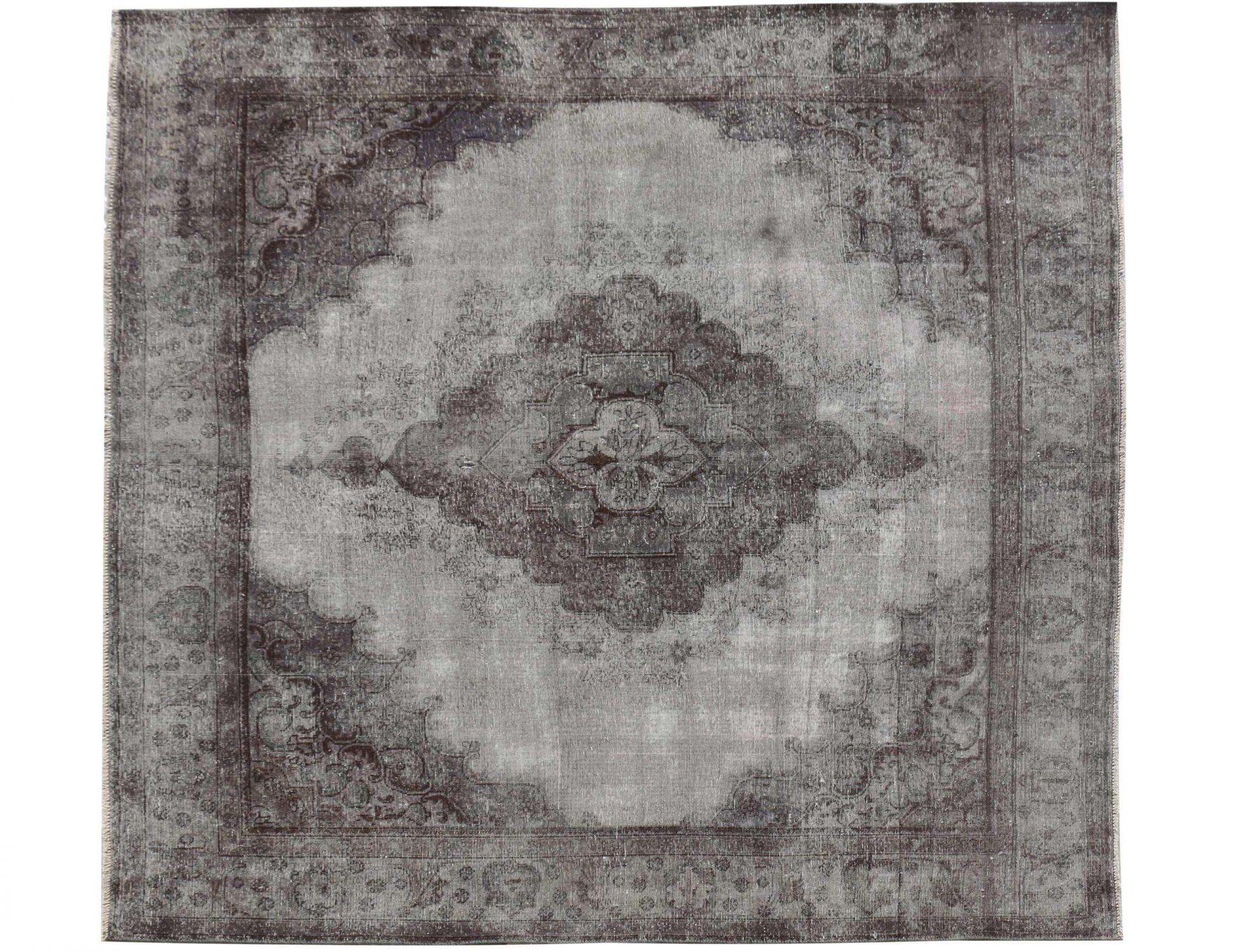 Tappeto Vintage  grigo <br/>253 x 293 cm