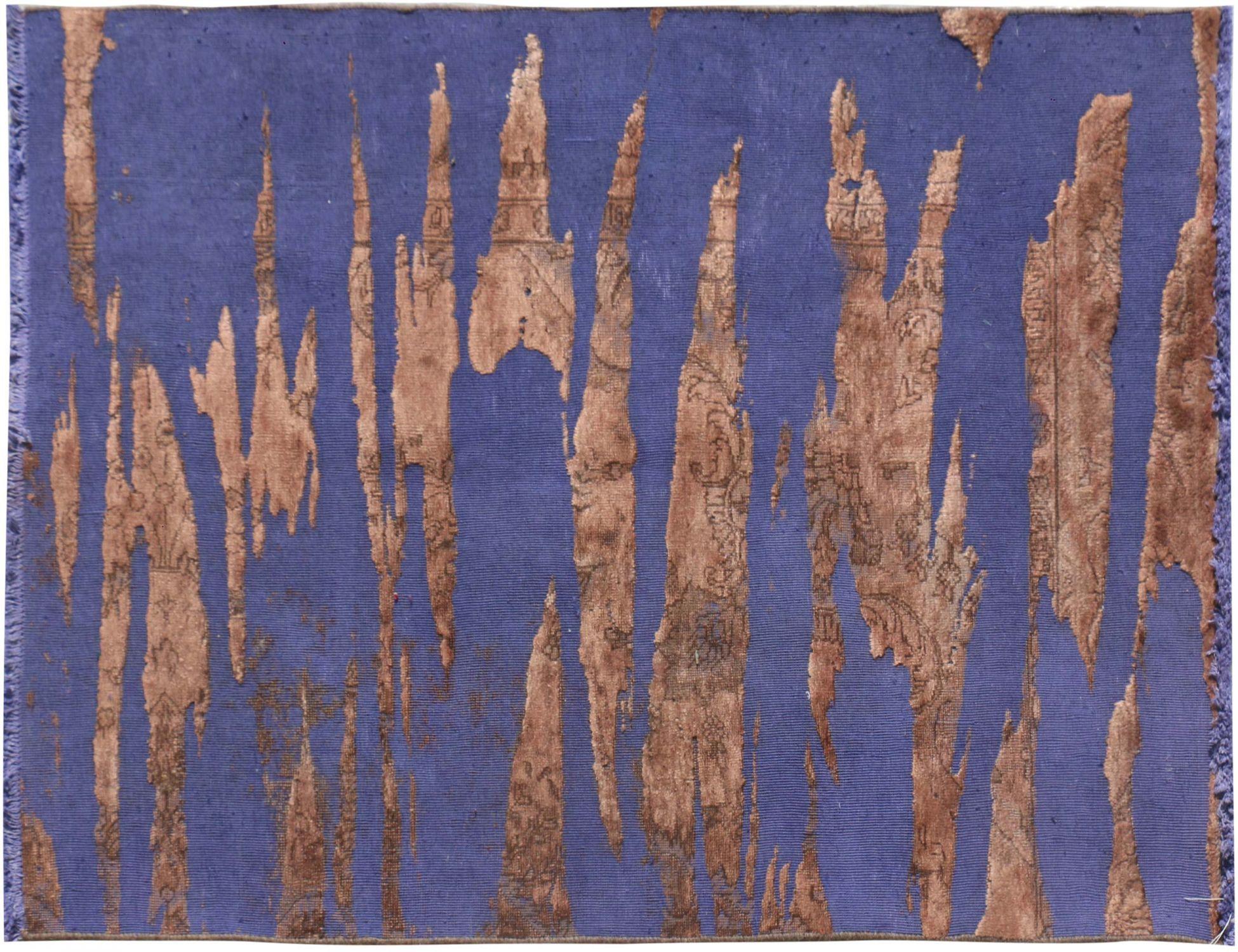 Tappeto Vintage  marrone <br/>185 x 113 cm