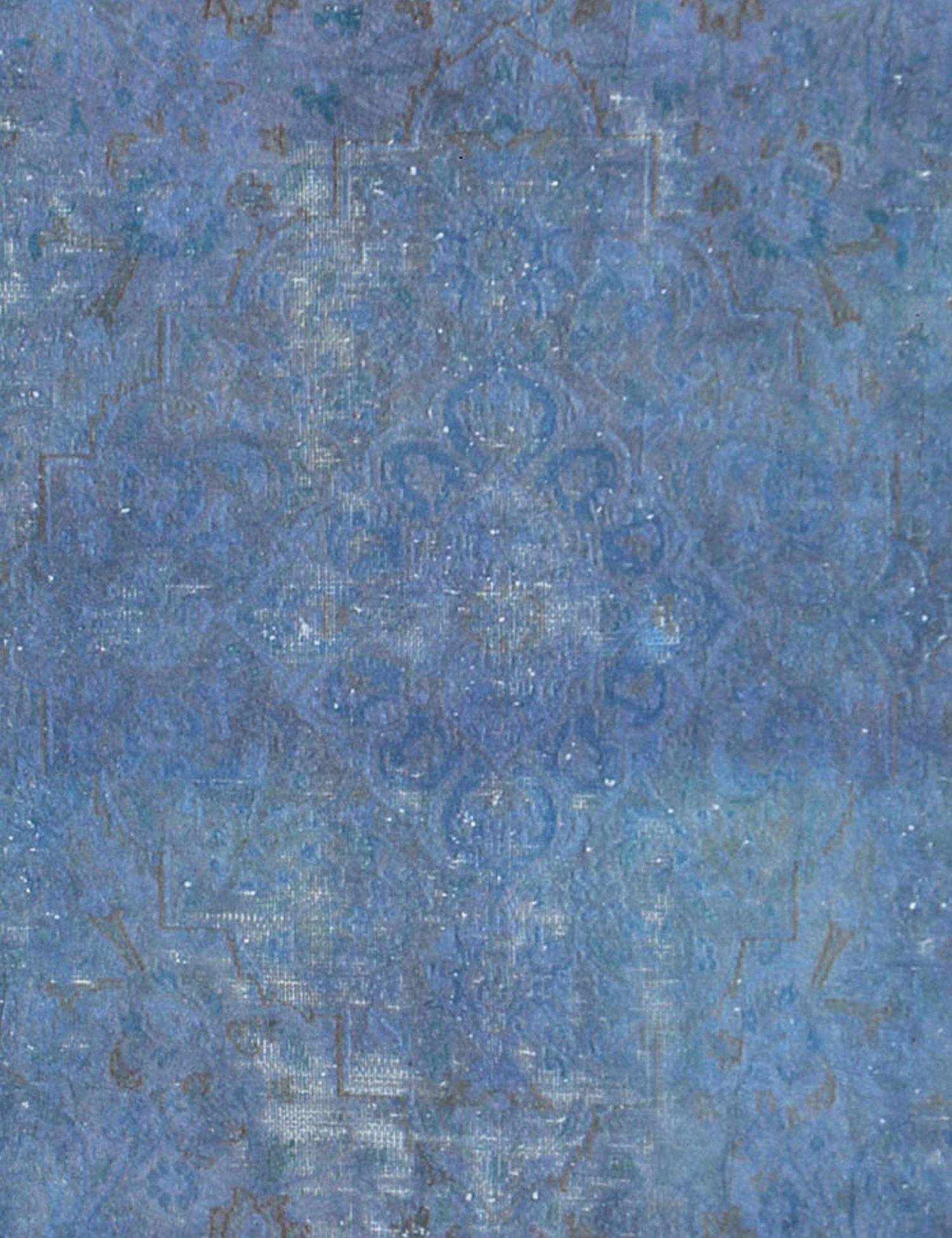 Vintage Perserteppich  blau <br/>358 x 275 cm