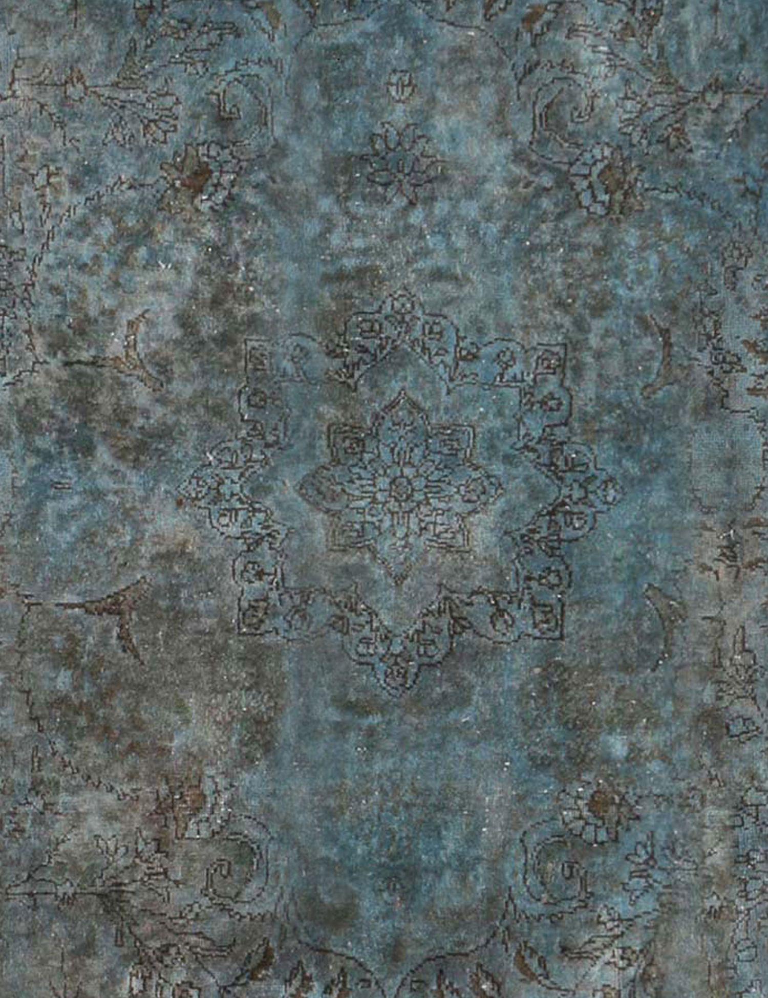 Vintage Perserteppich  blau <br/>270 x 254 cm