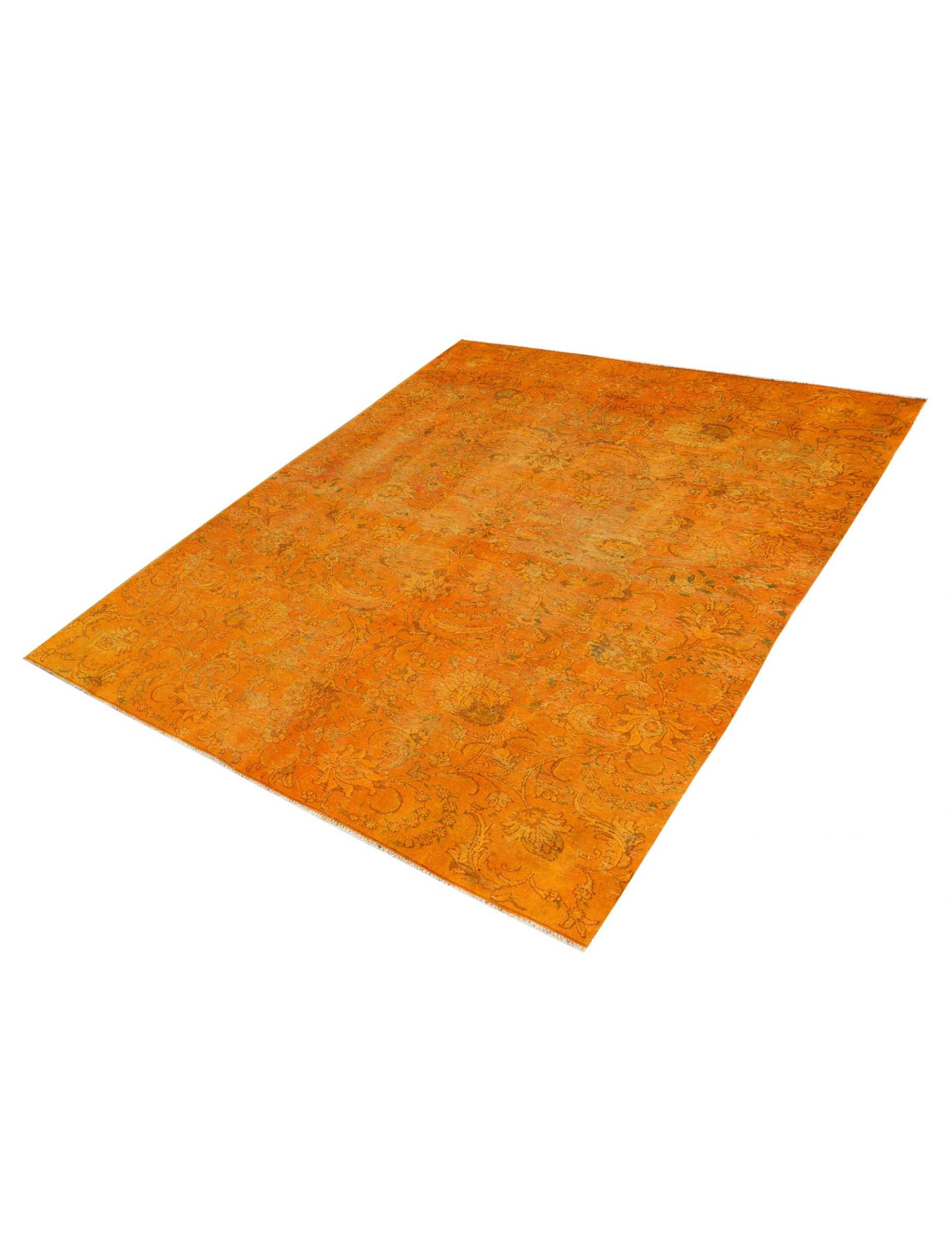 Tappeto Vintage  arancia <br/>300 x 205 cm