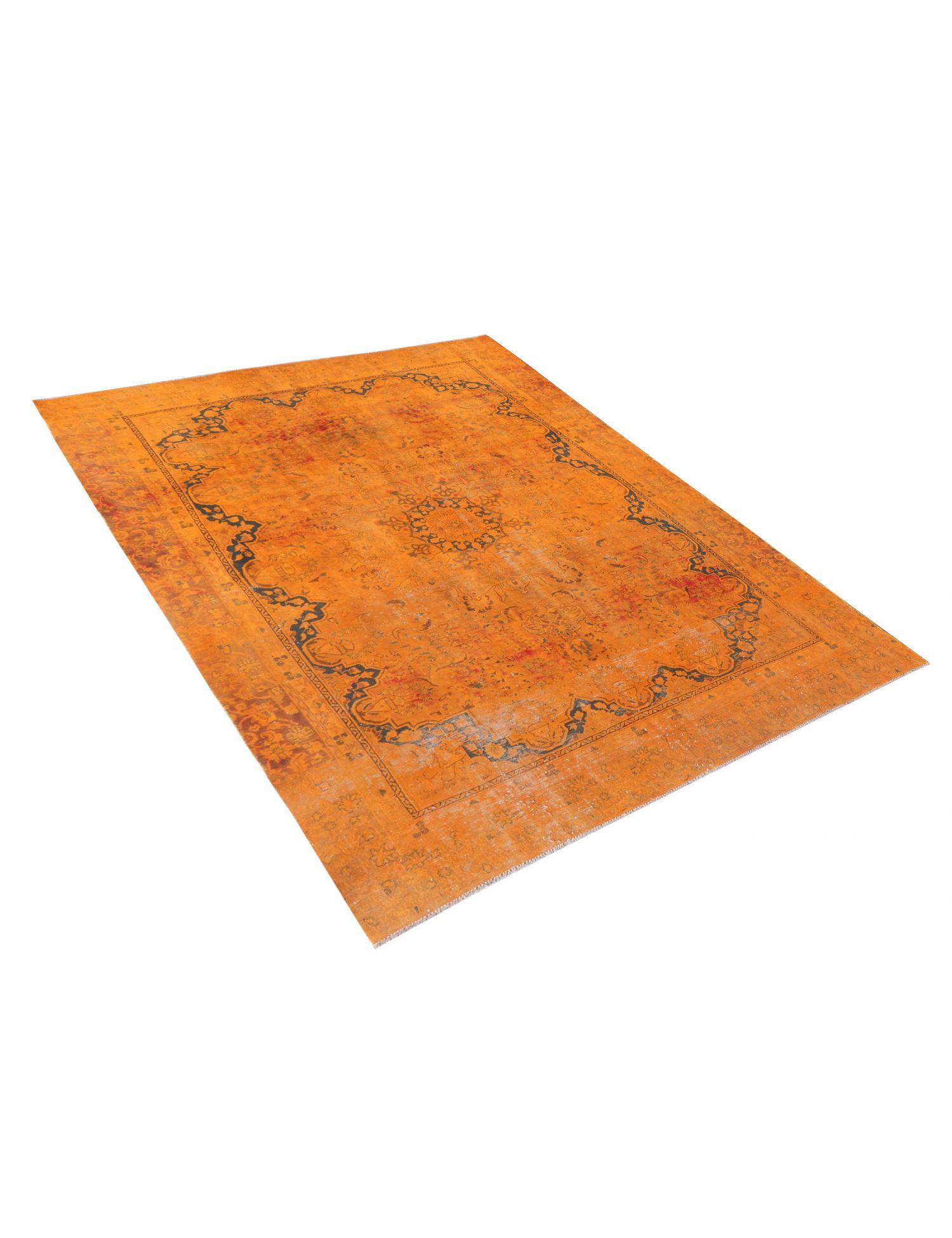 Tappeto Vintage  arancia <br/>349 x 257 cm