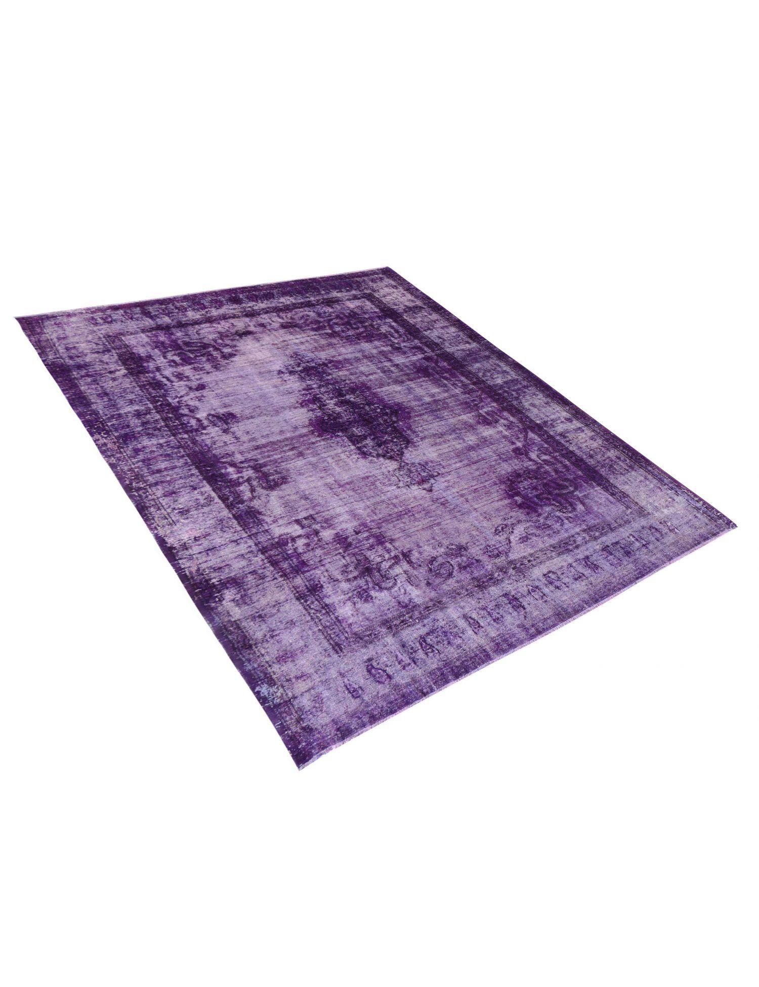Vintage Teppich  lila <br/>410 x 290 cm