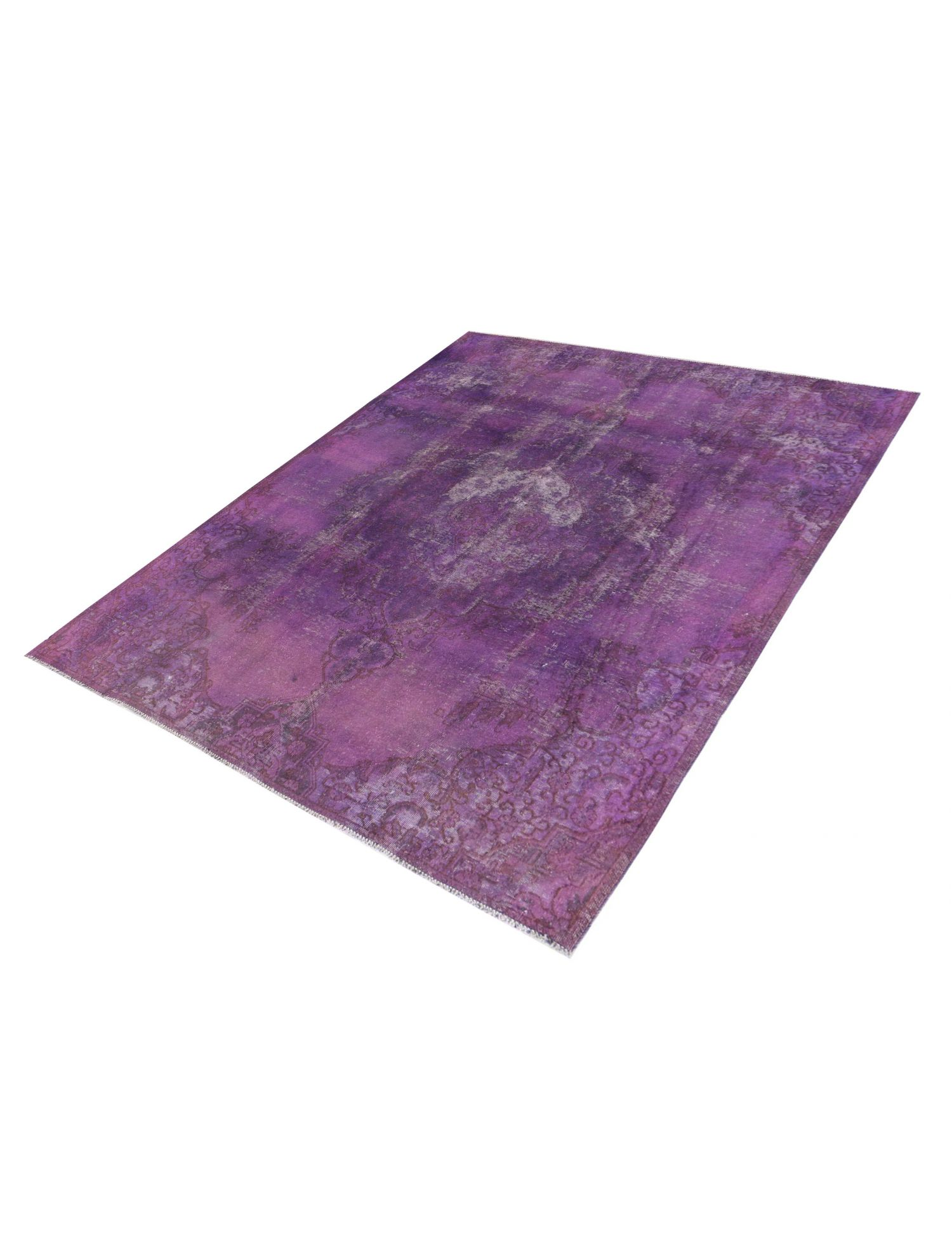 Vintage Teppich  lila <br/>305 x 218 cm