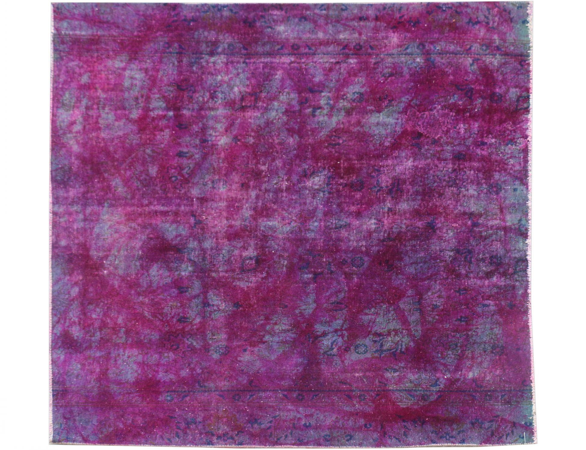 Tappeto Vintage  multi colore <br/>208 x 216 cm