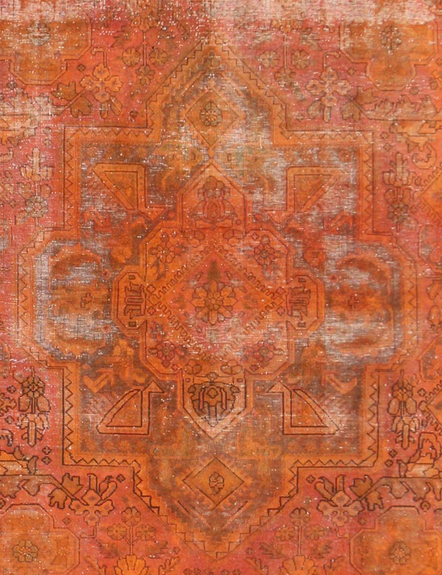 Tappeto Vintage  arancia <br/>400 x 312 cm