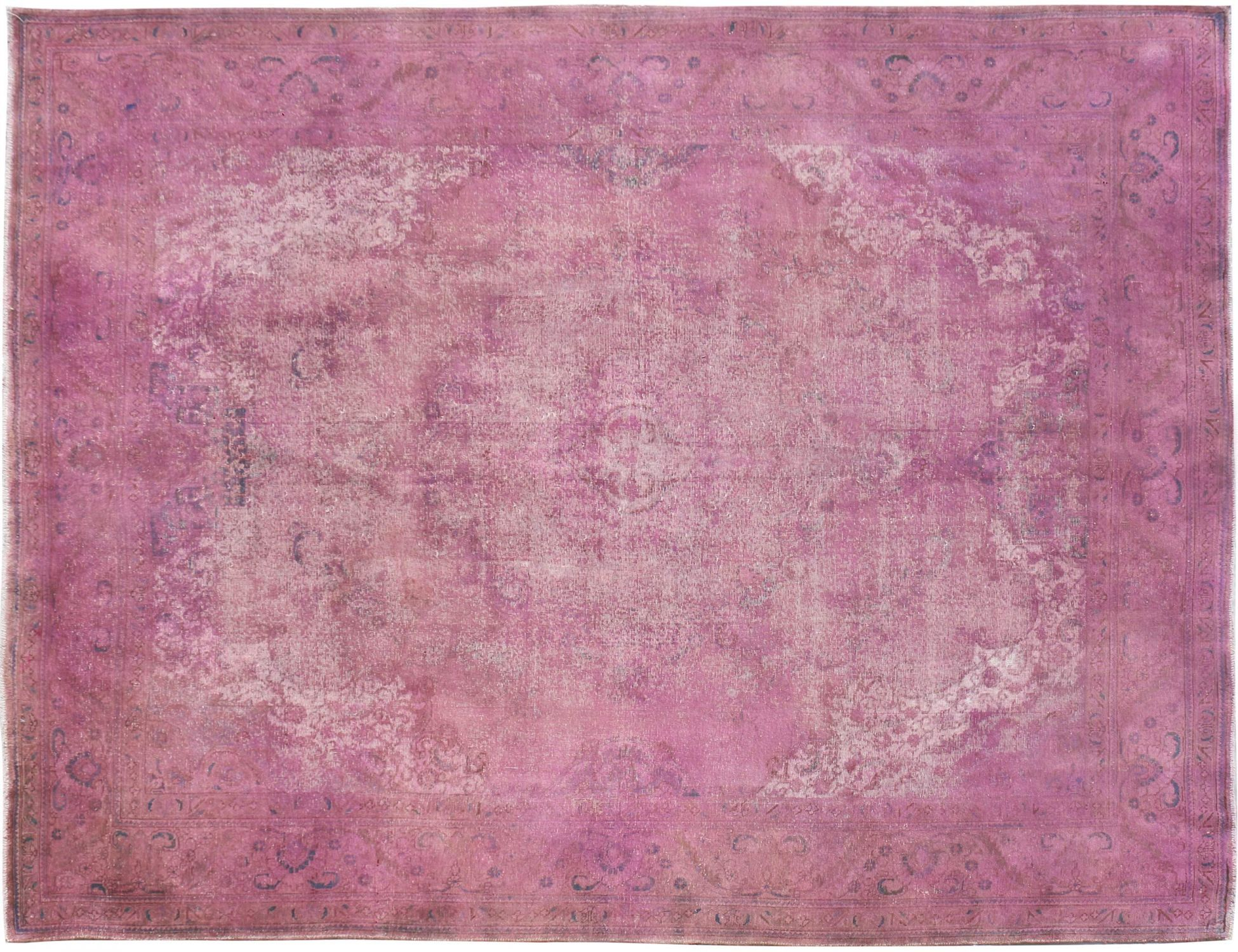 Vintage Perserteppich  lila <br/>387 x 304 cm