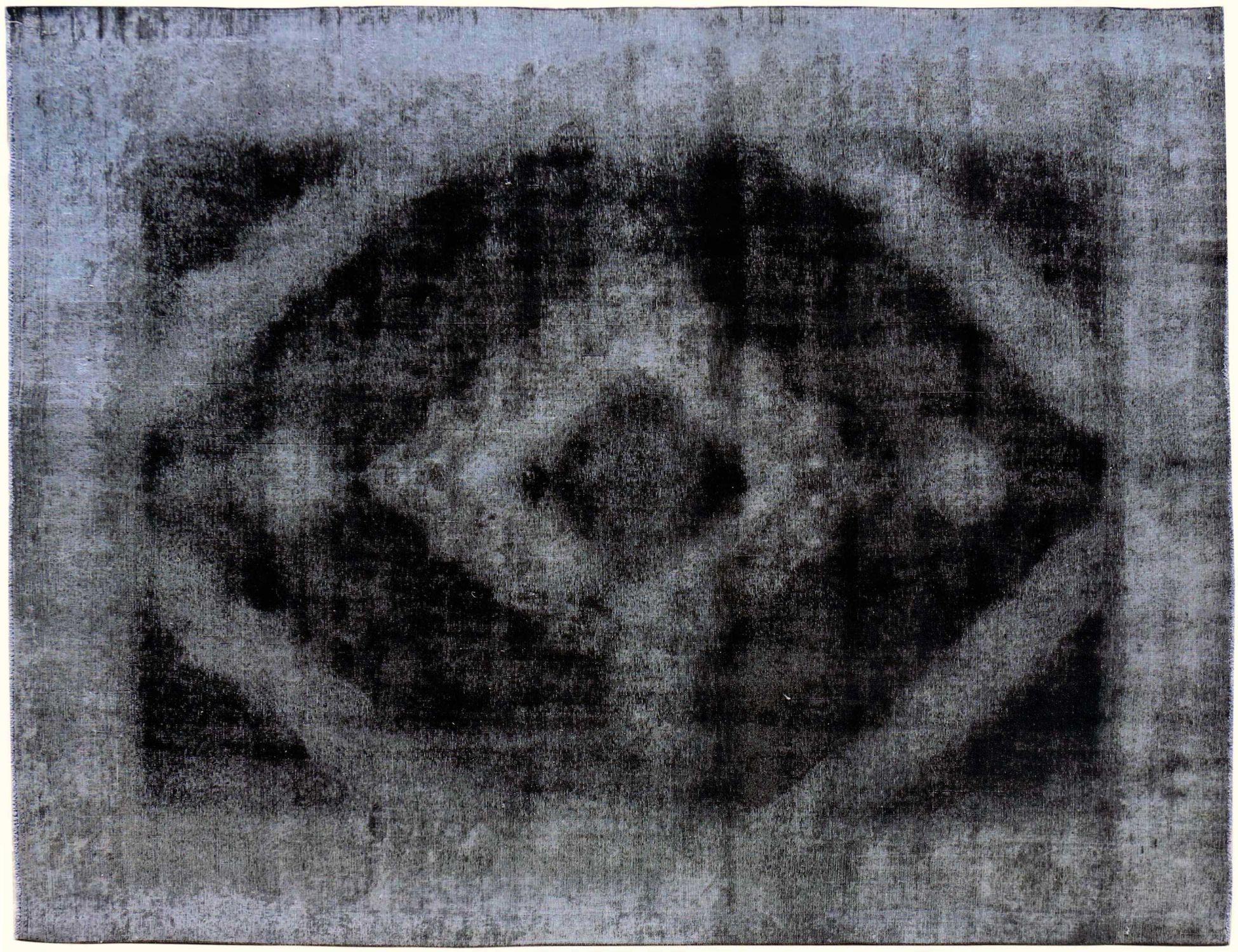 Vintage Perserteppich  schwarz <br/>386 x 295 cm
