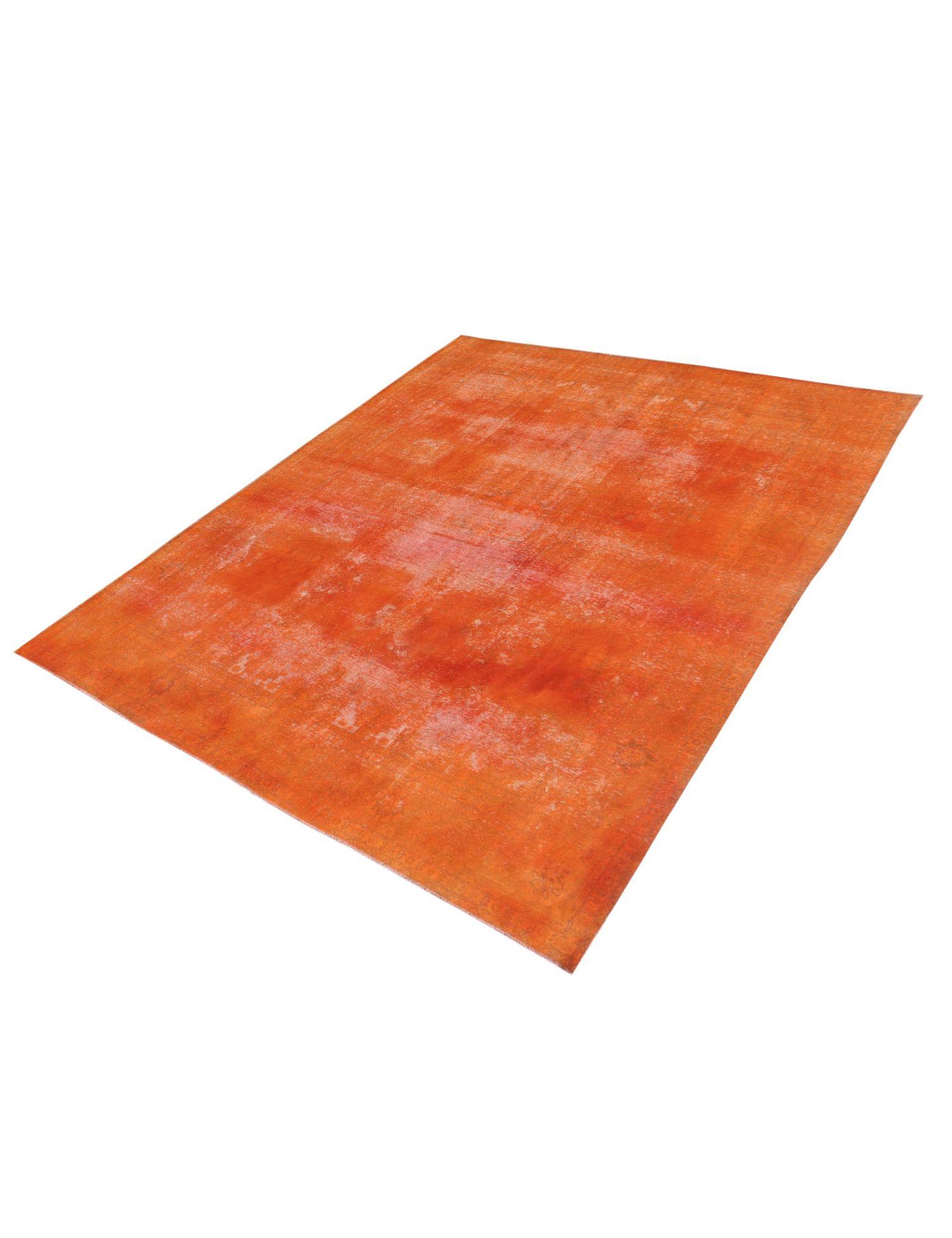 Vintage Perserteppich  orange <br/>365 x 290 cm