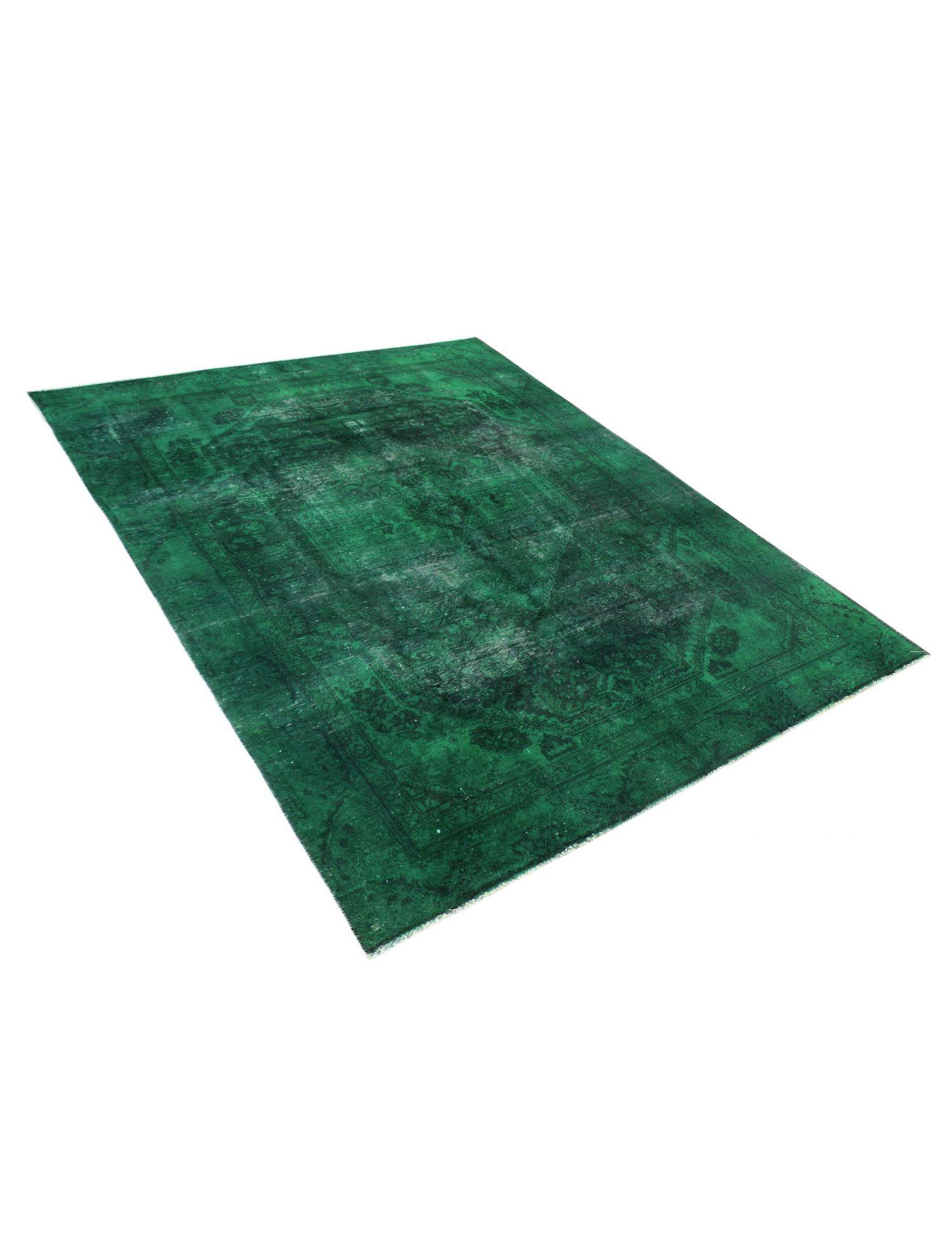 Vintage Perserteppich  grün <br/>275 x 175 cm