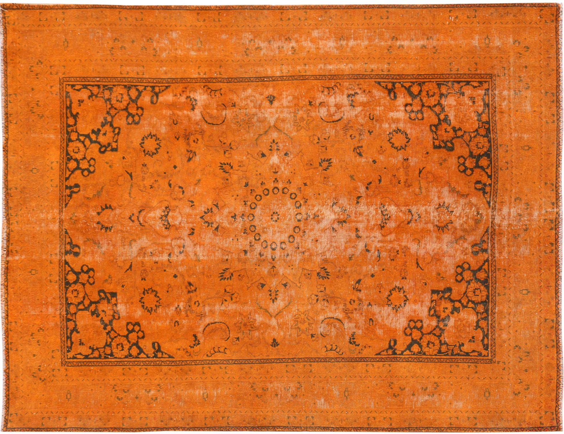 Vintage Perserteppich  orange <br/>280 x 195 cm