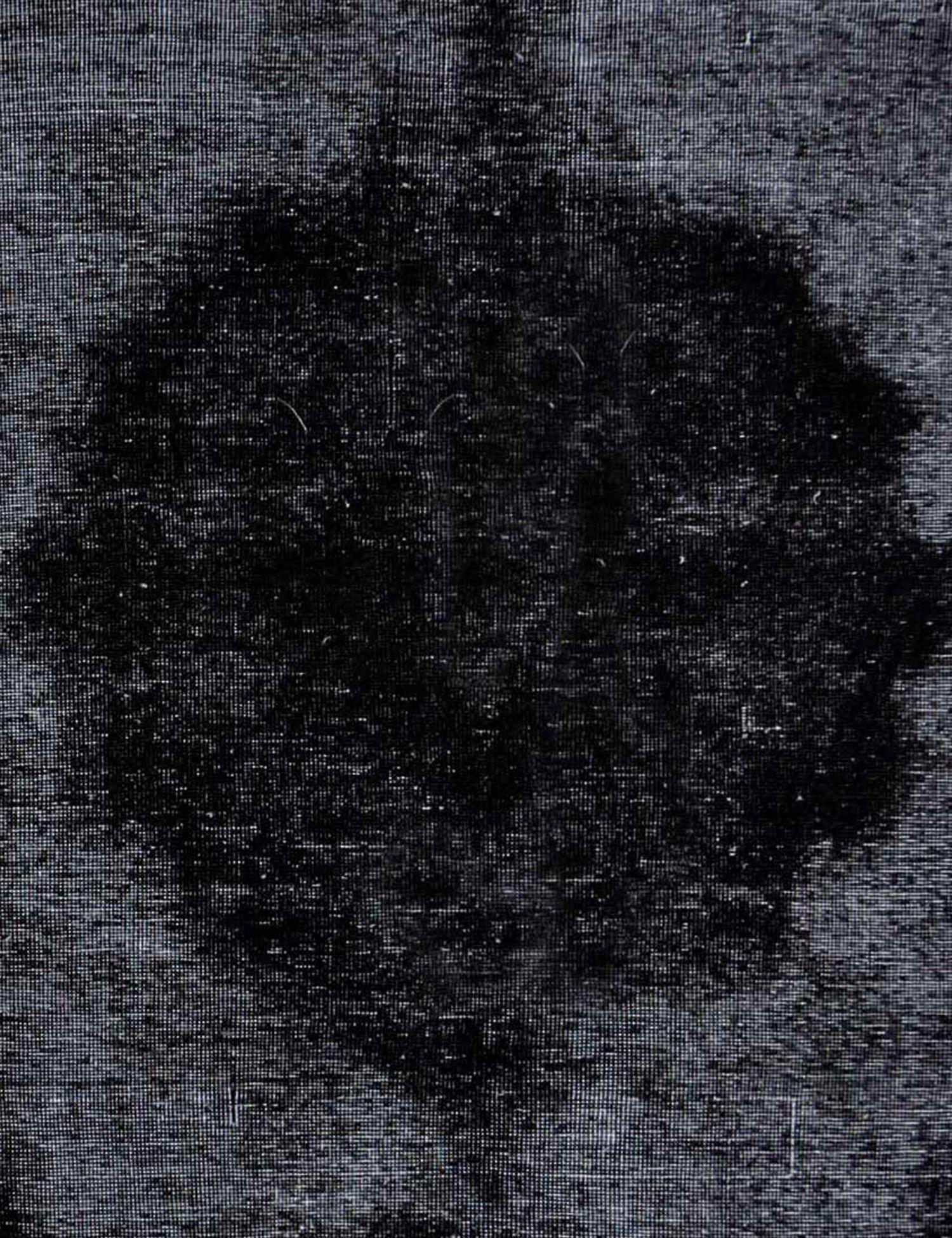 Tappeto Vintage  nero <br/>290 x 183 cm