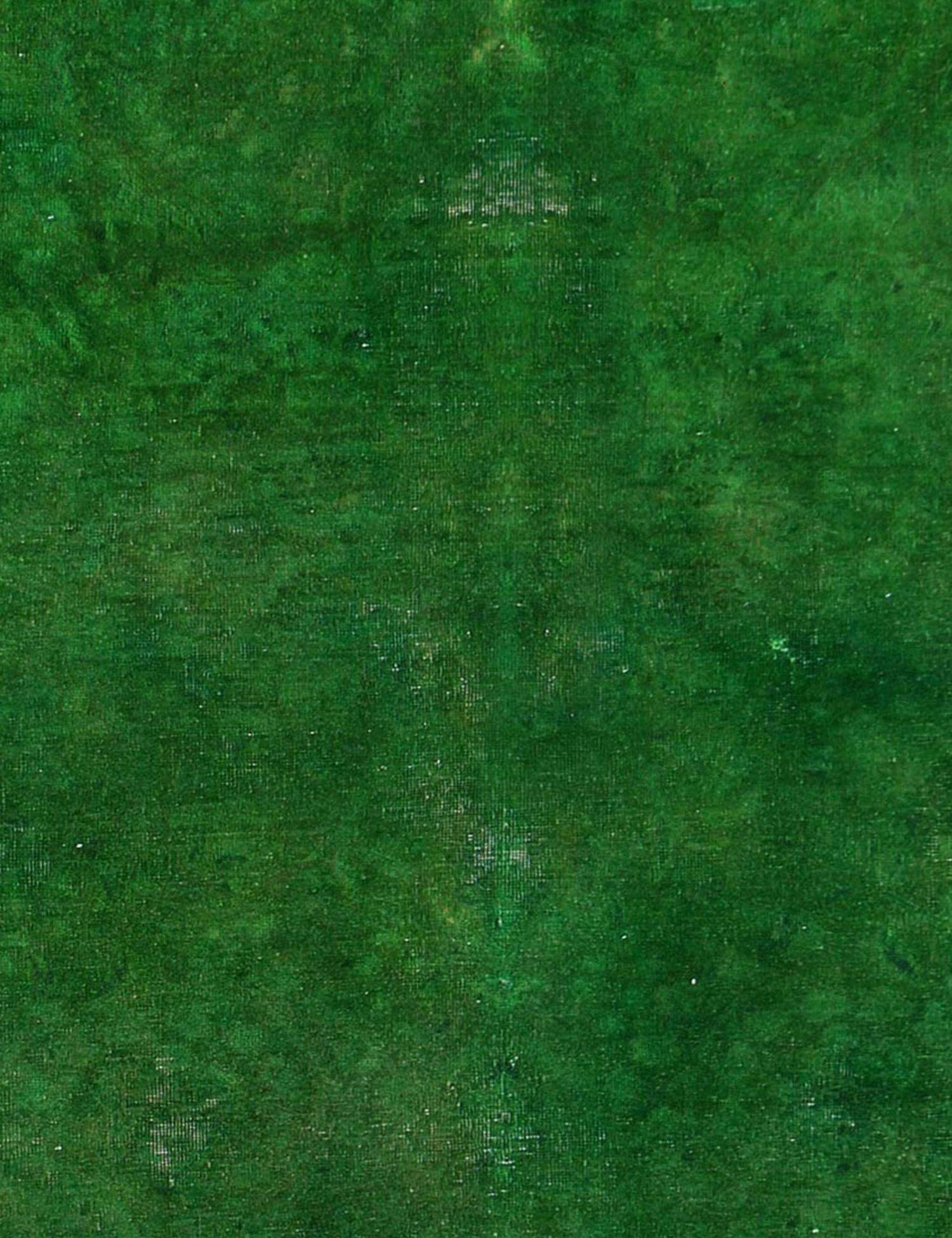Tappeto Vintage  verde <br/>252 x 217 cm