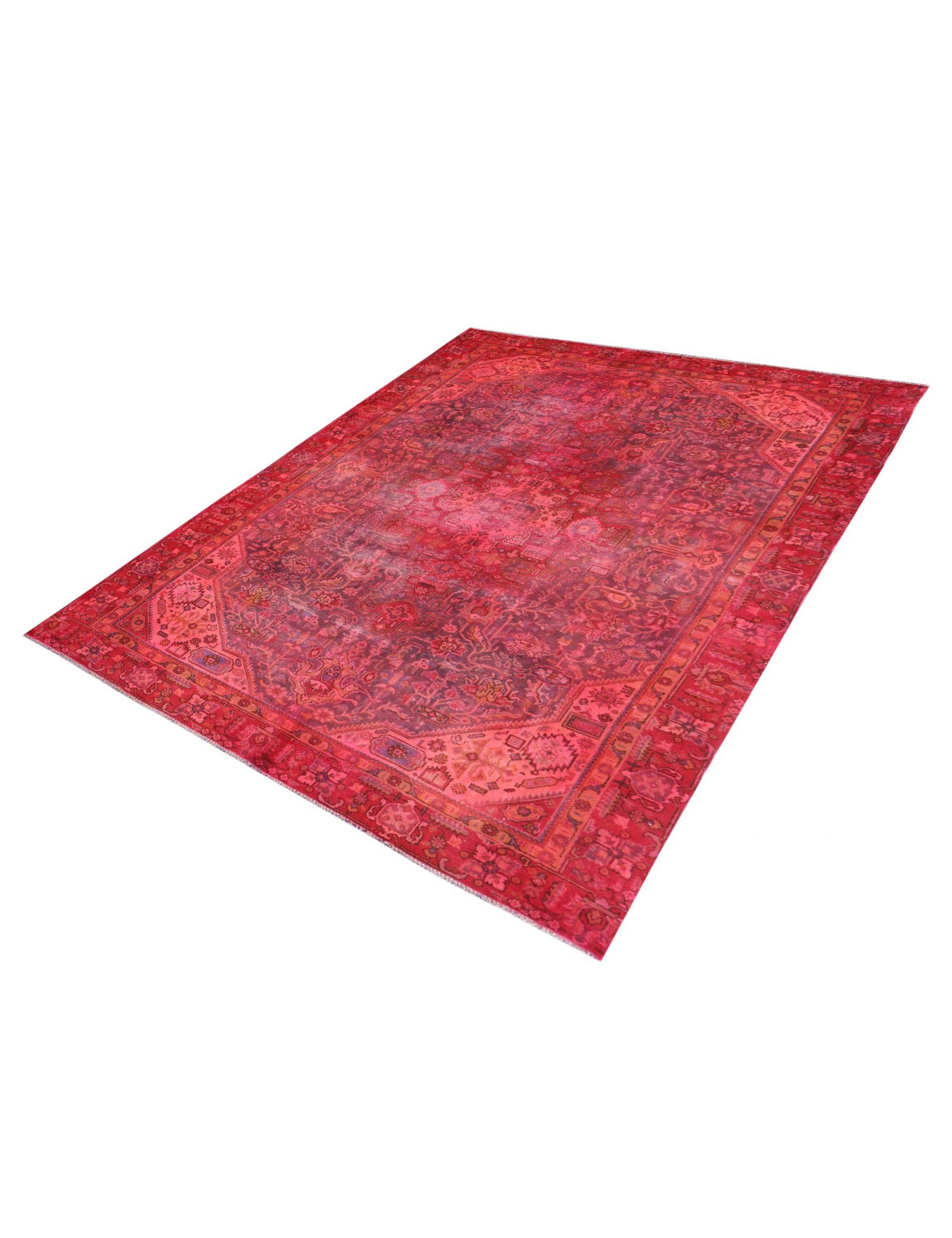 Vintage Teppich  rot <br/>280 x 186 cm