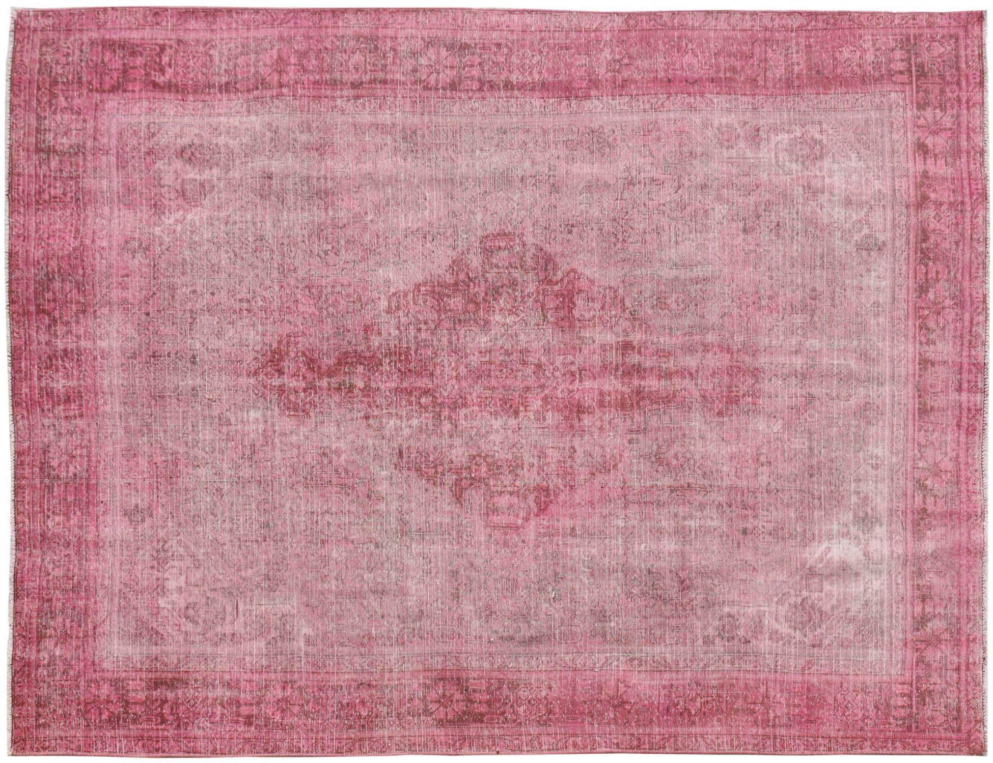 Tappeto Vintage  rosa <br/>328 x 241 cm