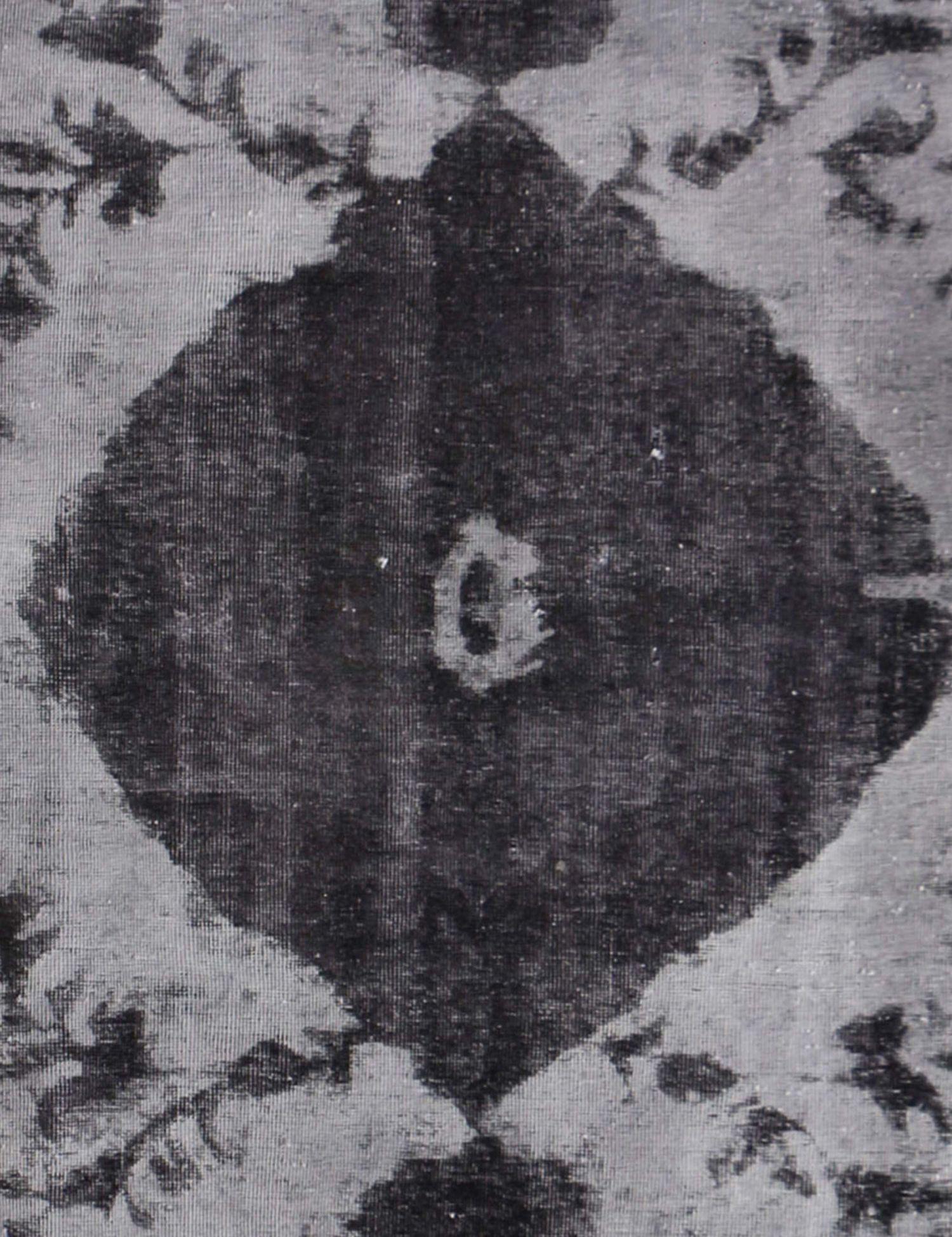 Vintage Perserteppich  schwarz <br/>319 x 217 cm
