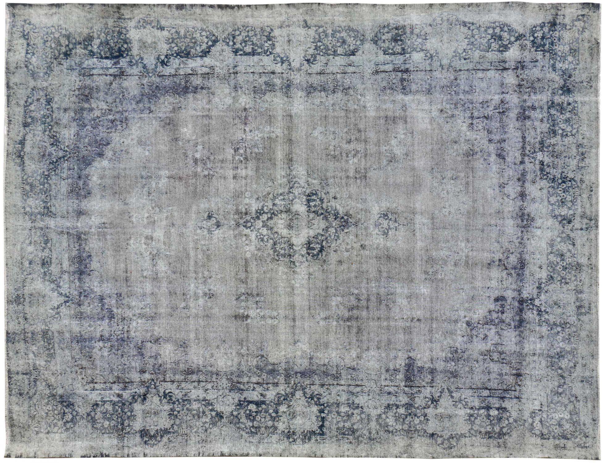 Vintage Perserteppich  blau <br/>462 x 341 cm