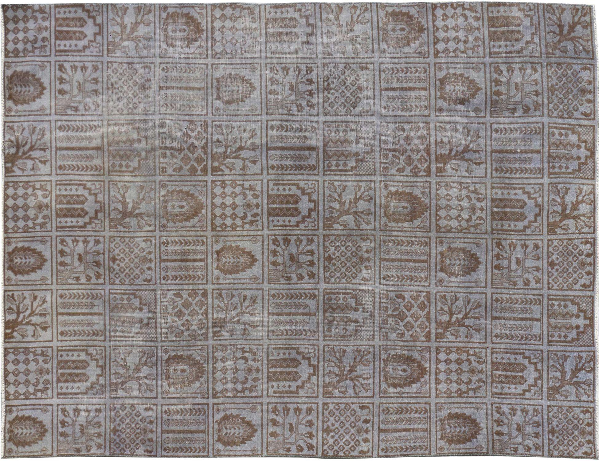 Tappeto Vintage  grigo <br/>304 x 192 cm
