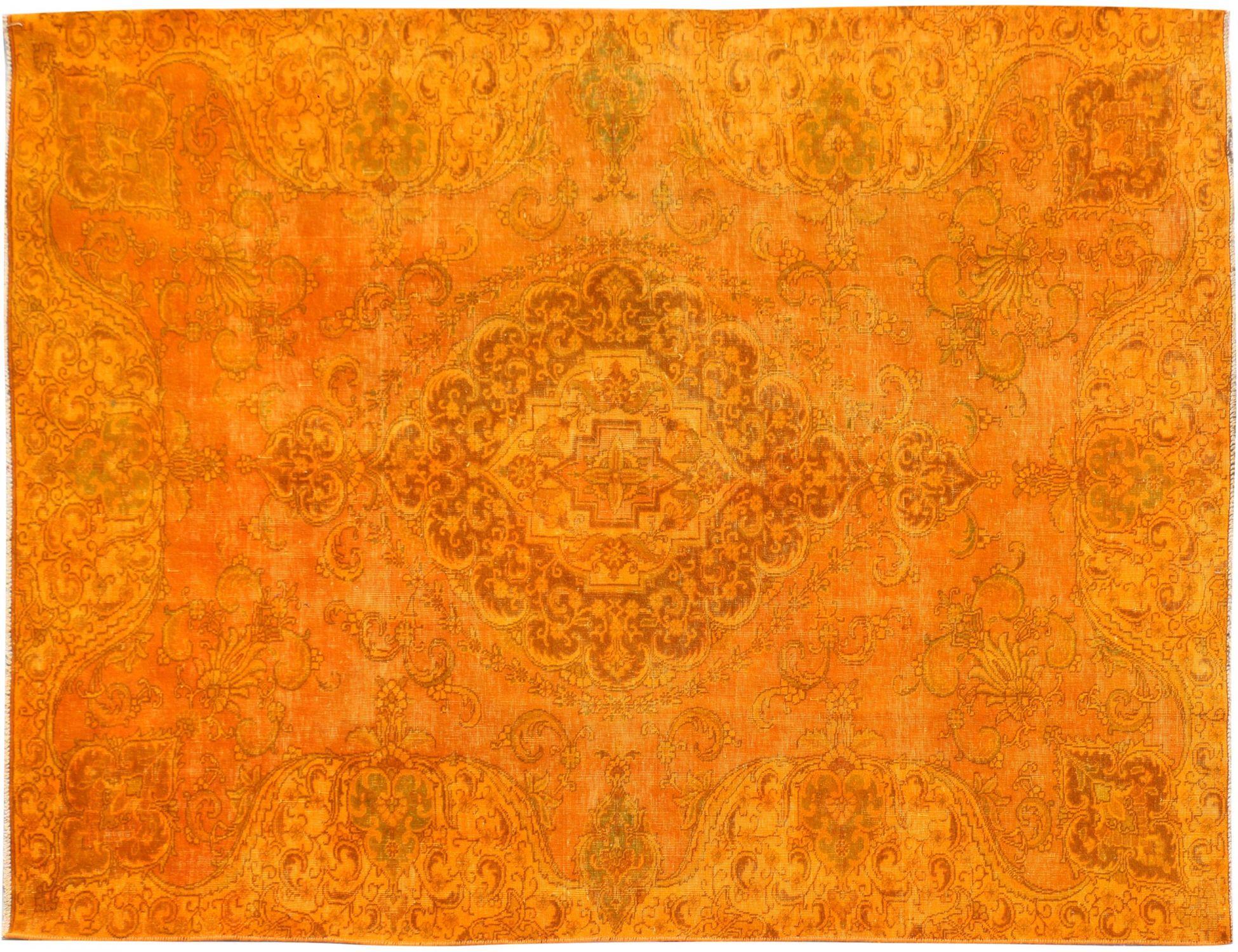 Vintage Perserteppich  orange <br/>306 x 197 cm