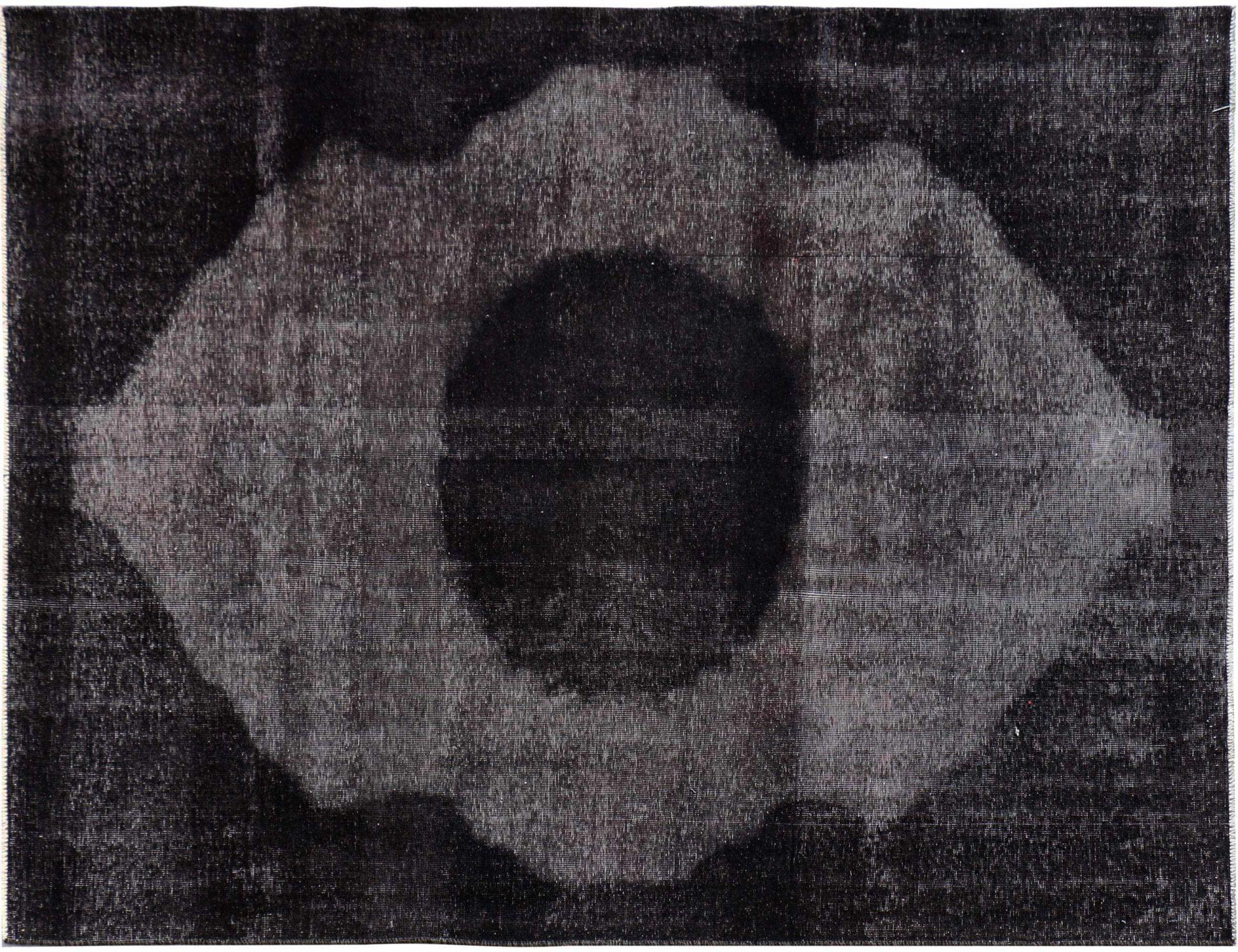 Vintage Perserteppich  schwarz <br/>250 x 167 cm