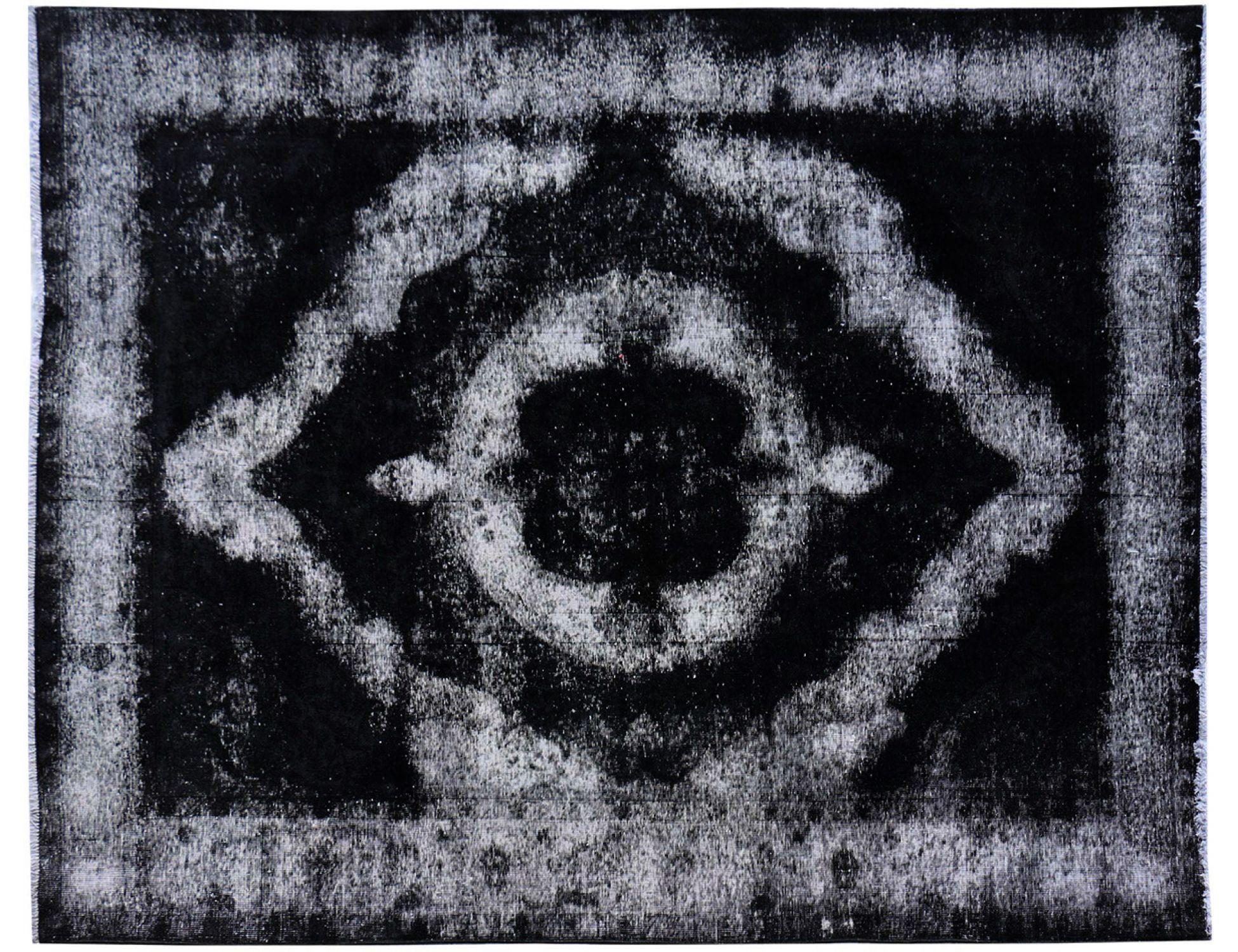 Vintage Perserteppich  schwarz <br/>283 x 195 cm