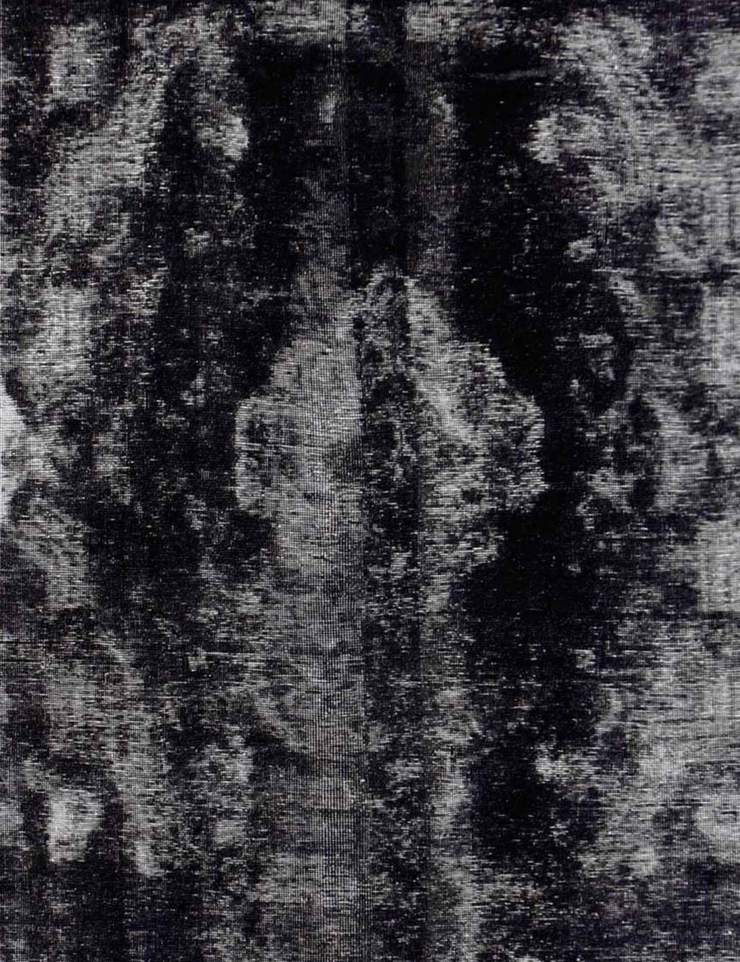 Tappeto Vintage  nero <br/>385 x 288 cm