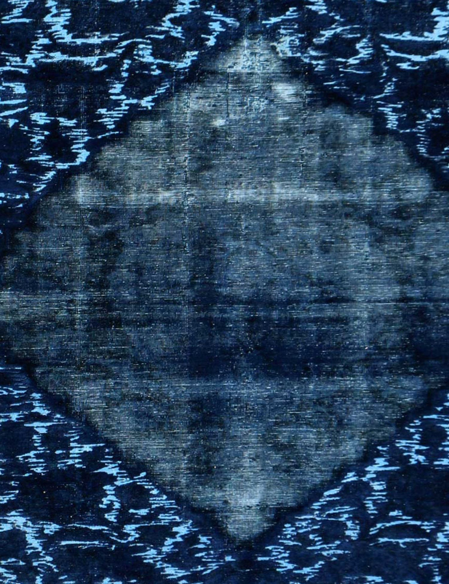 Tappeto Vintage  blu <br/>328 x 200 cm