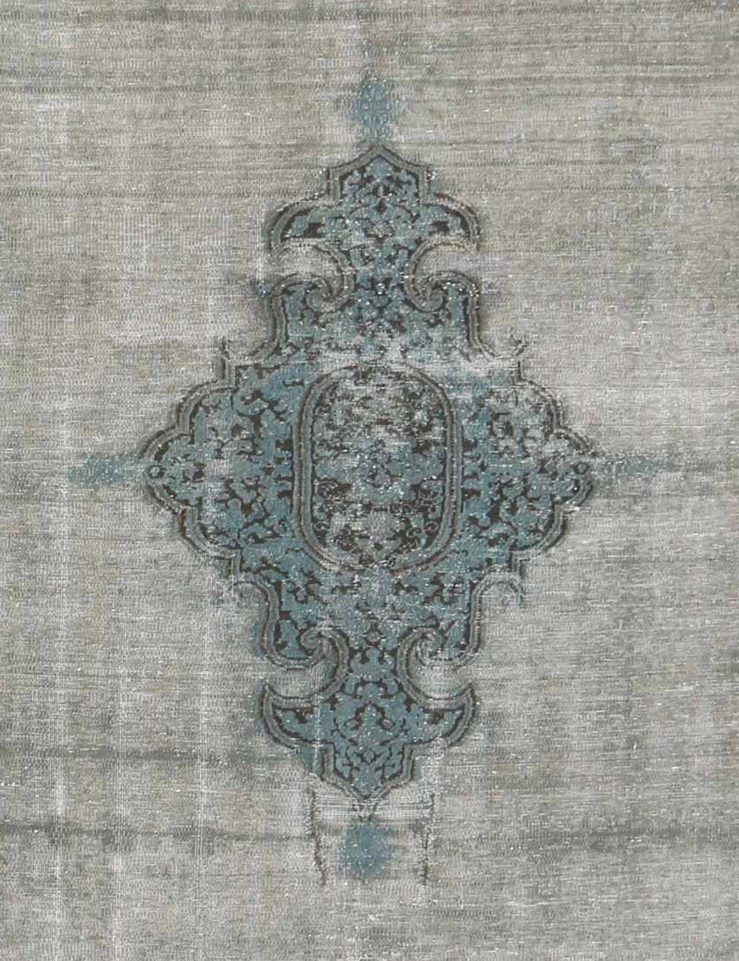 Vintage Perserteppich  blau <br/>390 x 275 cm